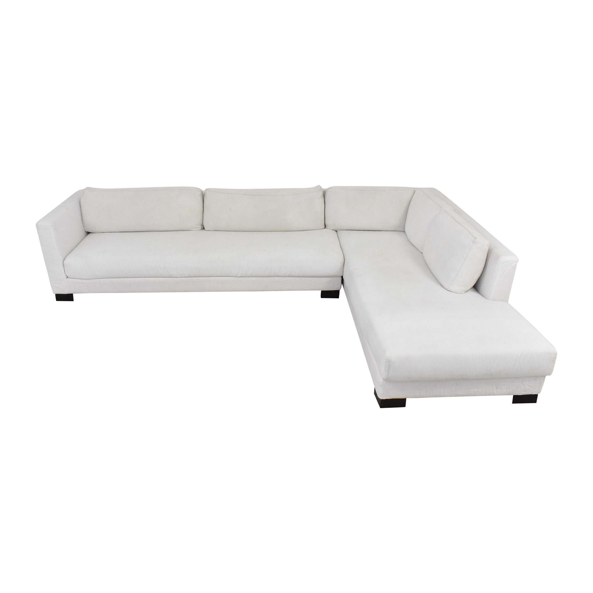 Verzelloni Link Sectional Sofa with Chaise sale