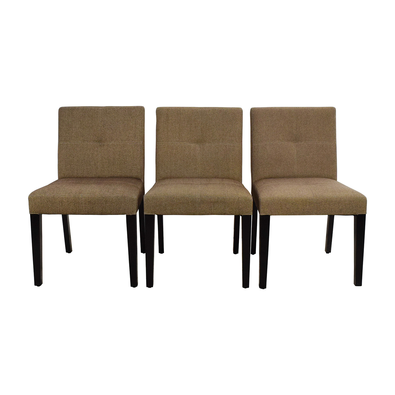 Crate And Barrel Epoch Chairs