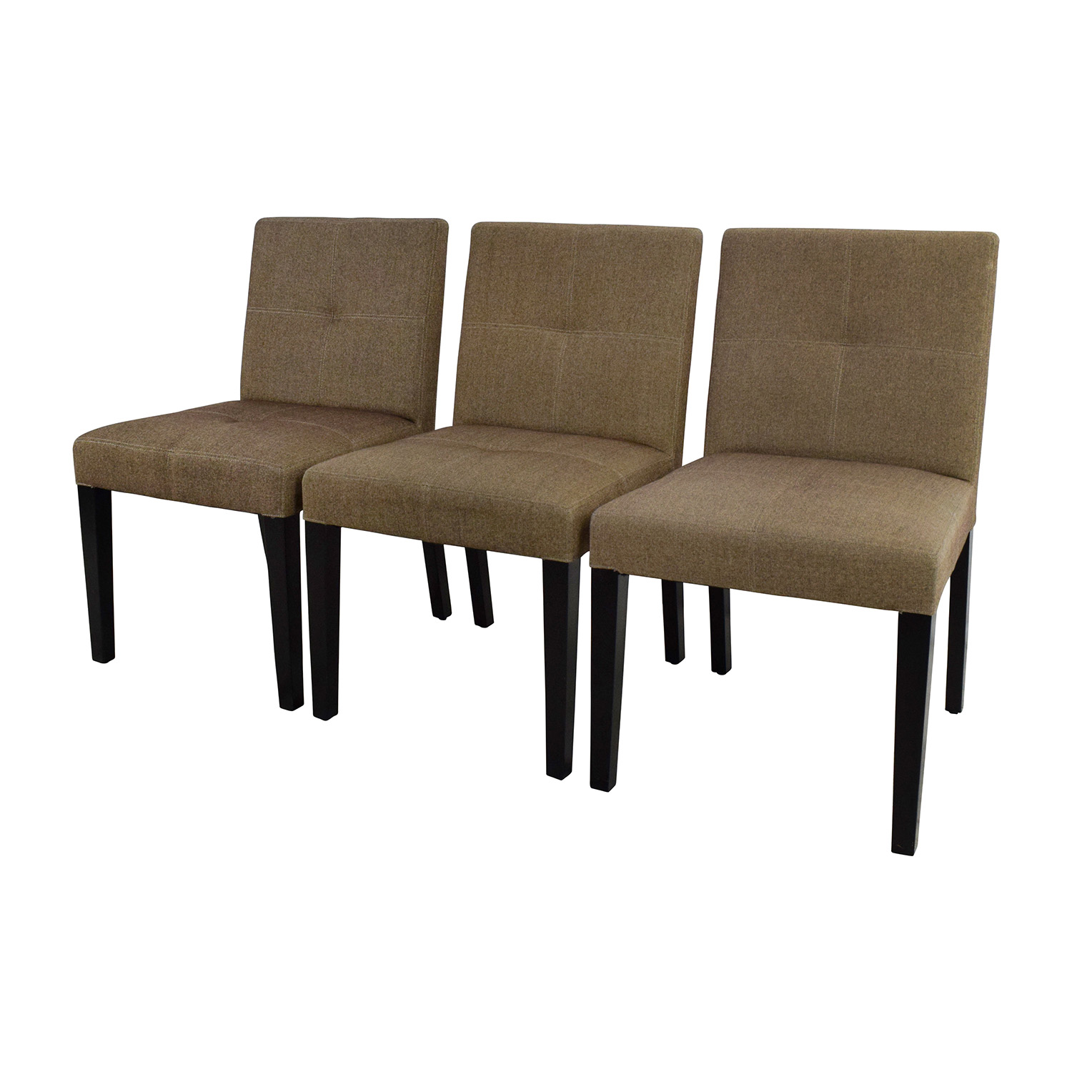 ... Crate And Barrel Crate U0026 Barrel Epoch Chairs Dining Chairs ...