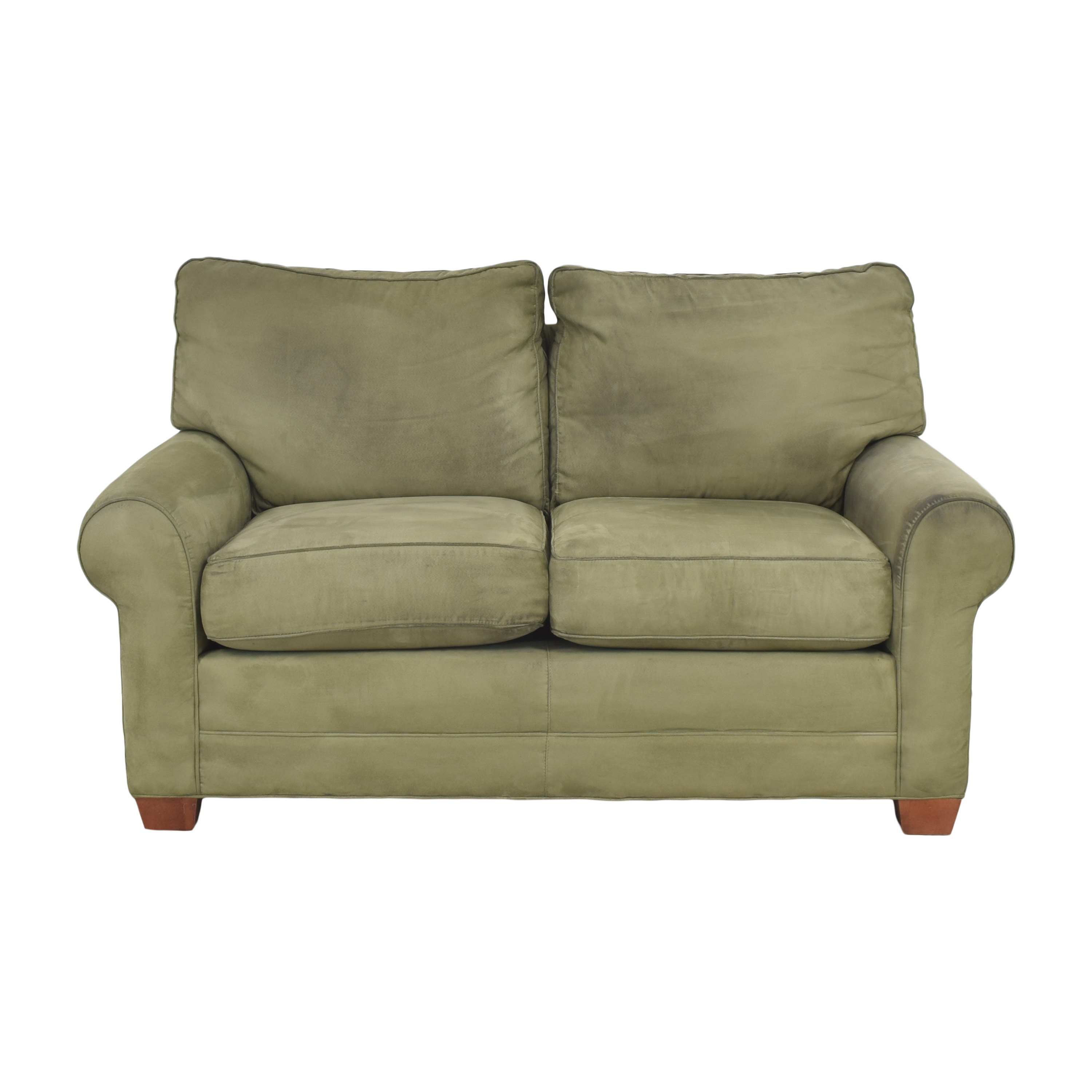 shop Masterfield Furniture Masterfield Two Cushion Loveseat online