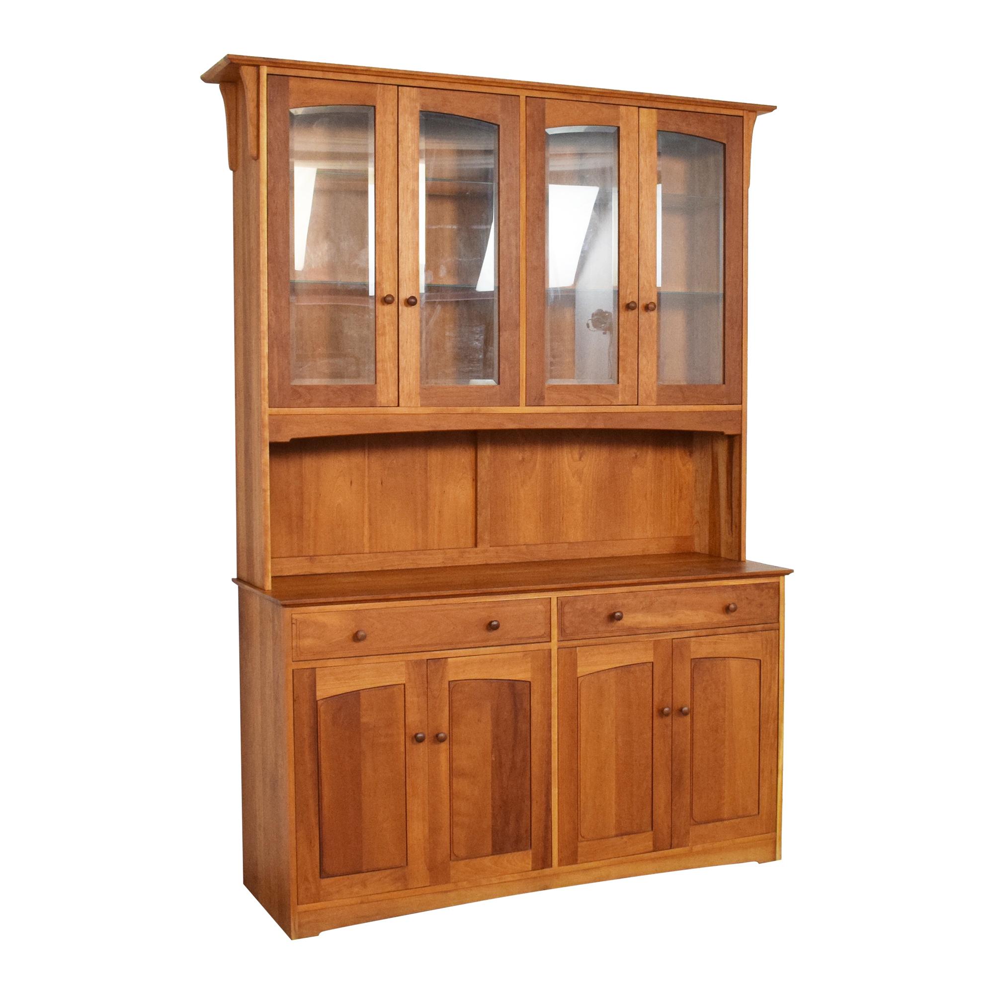 buy Scott Jordan Furniture Scott Jordan Buffet with Hutch online