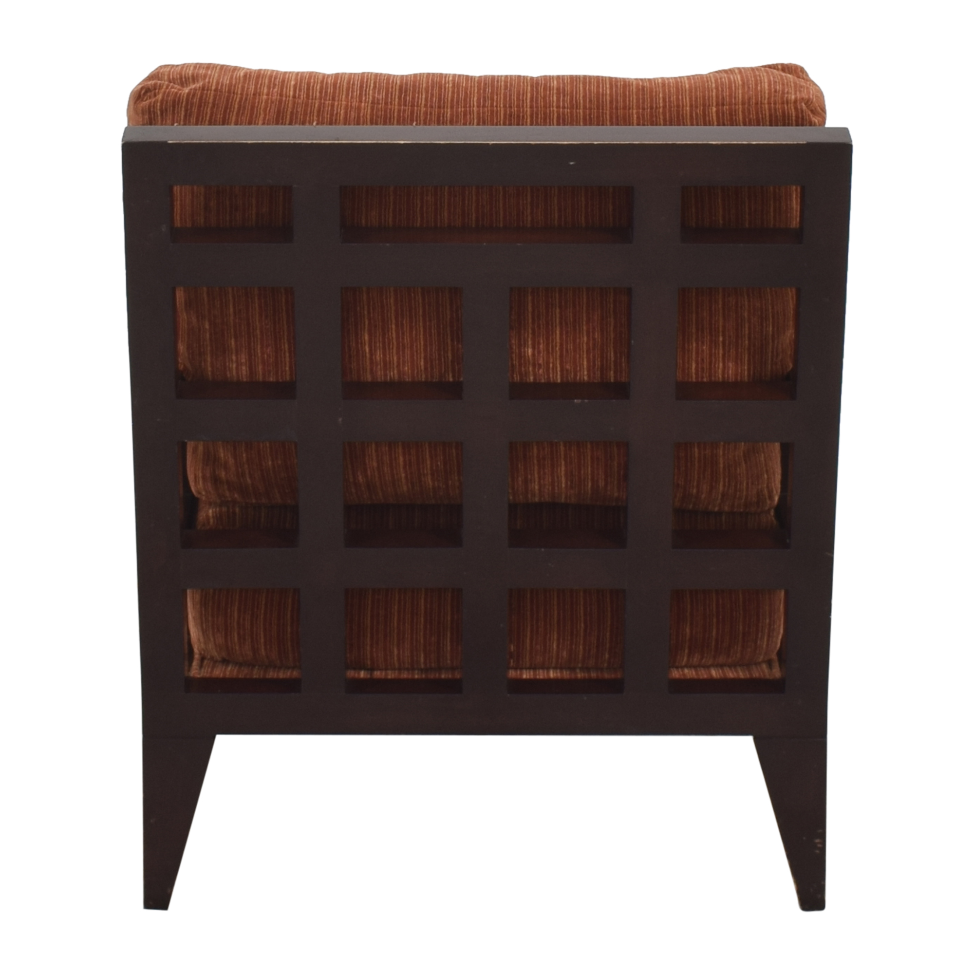 buy Berman   Rosetti Fretwork Lounge Armchair Berman   Rosetti Accent Chairs