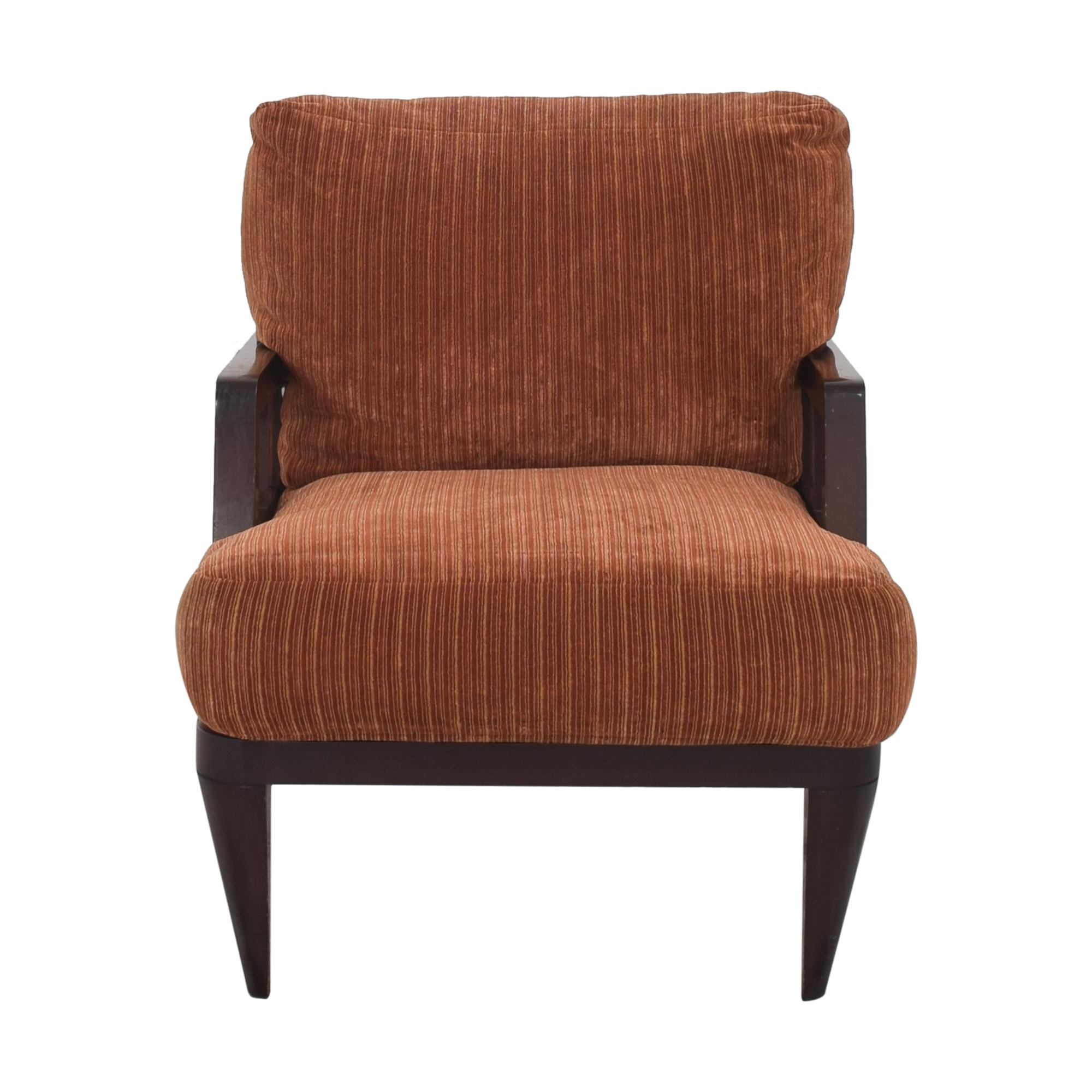 buy Berman | Rosetti Fretwork Lounge Armchair Berman | Rosetti Chairs