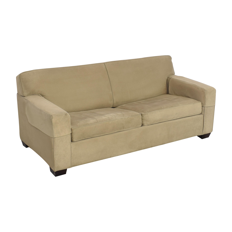 buy Crate & Barrel Davis Sleeper Sofa Crate & Barrel Sofas
