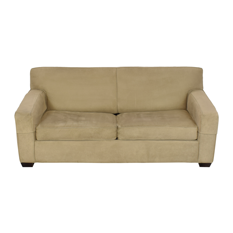 Crate & Barrel Davis Sleeper Sofa / Sofas