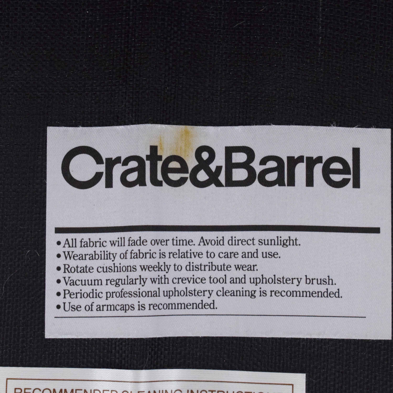 Crate & Barrel Crate & Barrel Davis Sleeper Sofa used