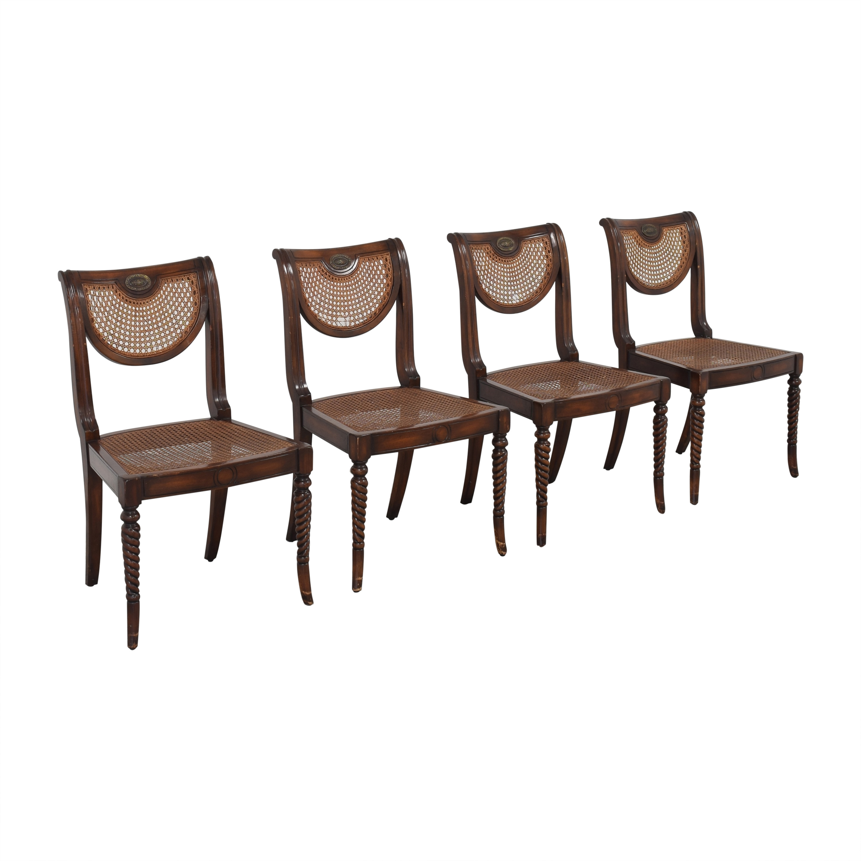 ABC Carpet & Home ABC Carpet & Home Dining Chairs brown