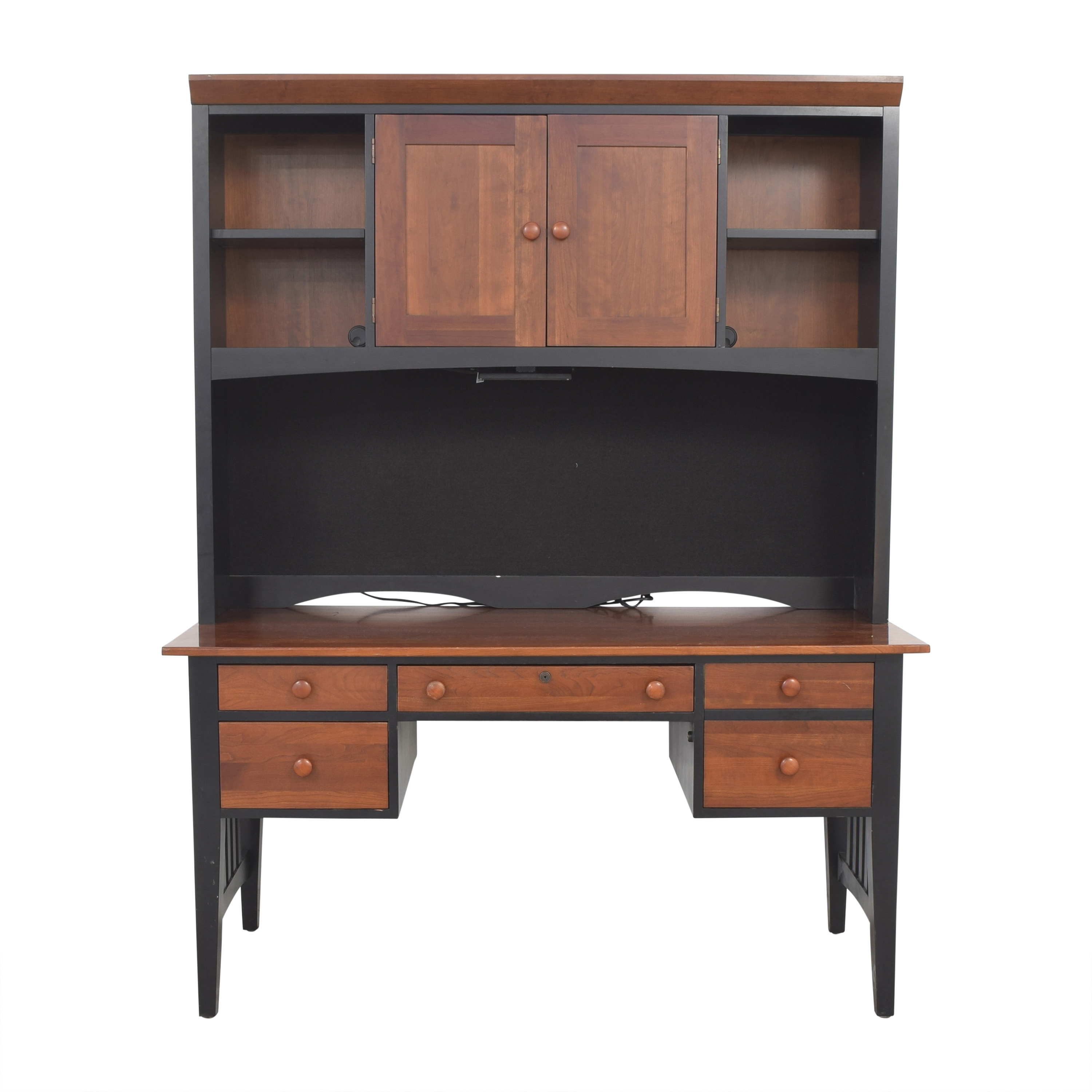 Ethan Allen American Impressions Desk with Hutch / Tables