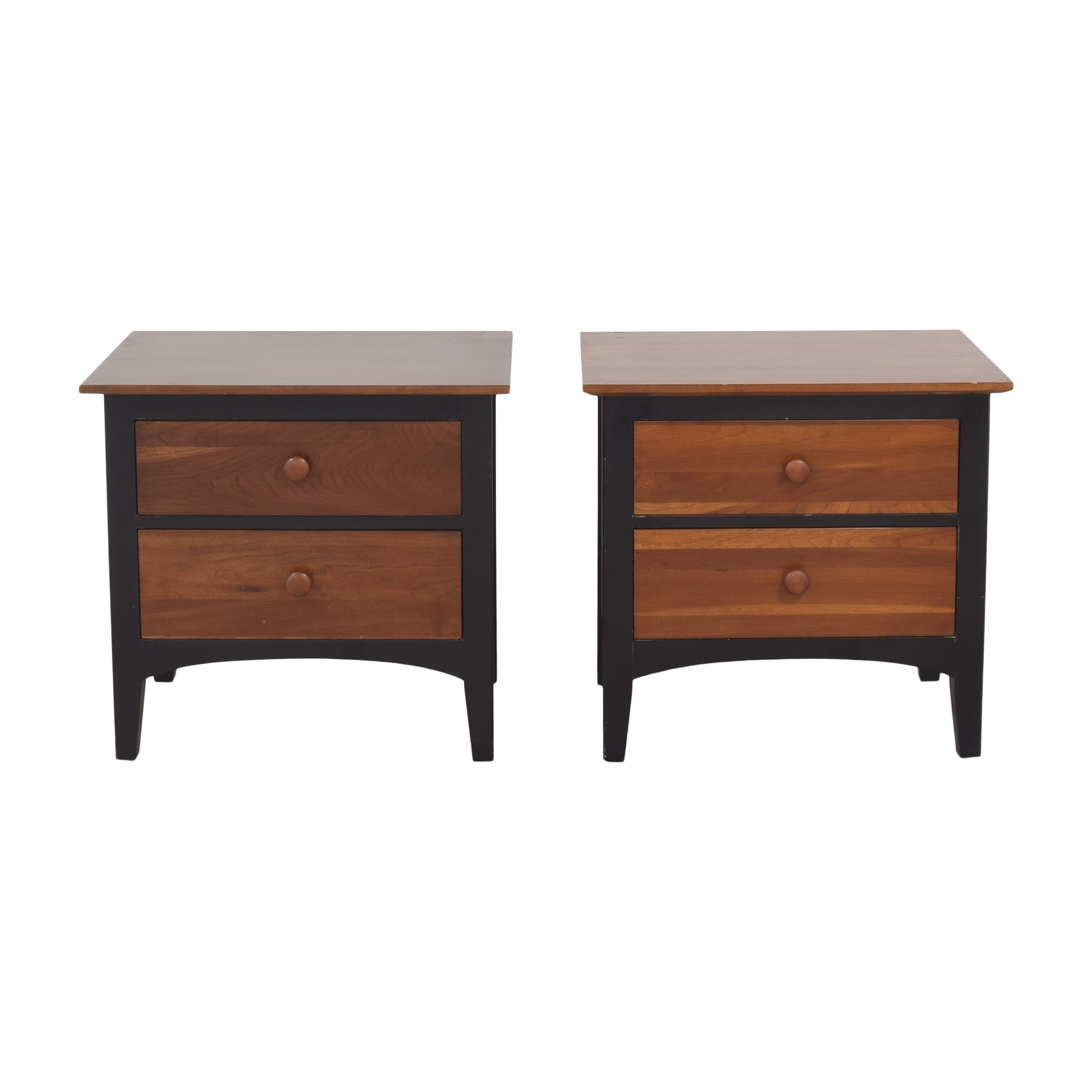 shop Ethan Allen American Impressions Nightstands Ethan Allen End Tables