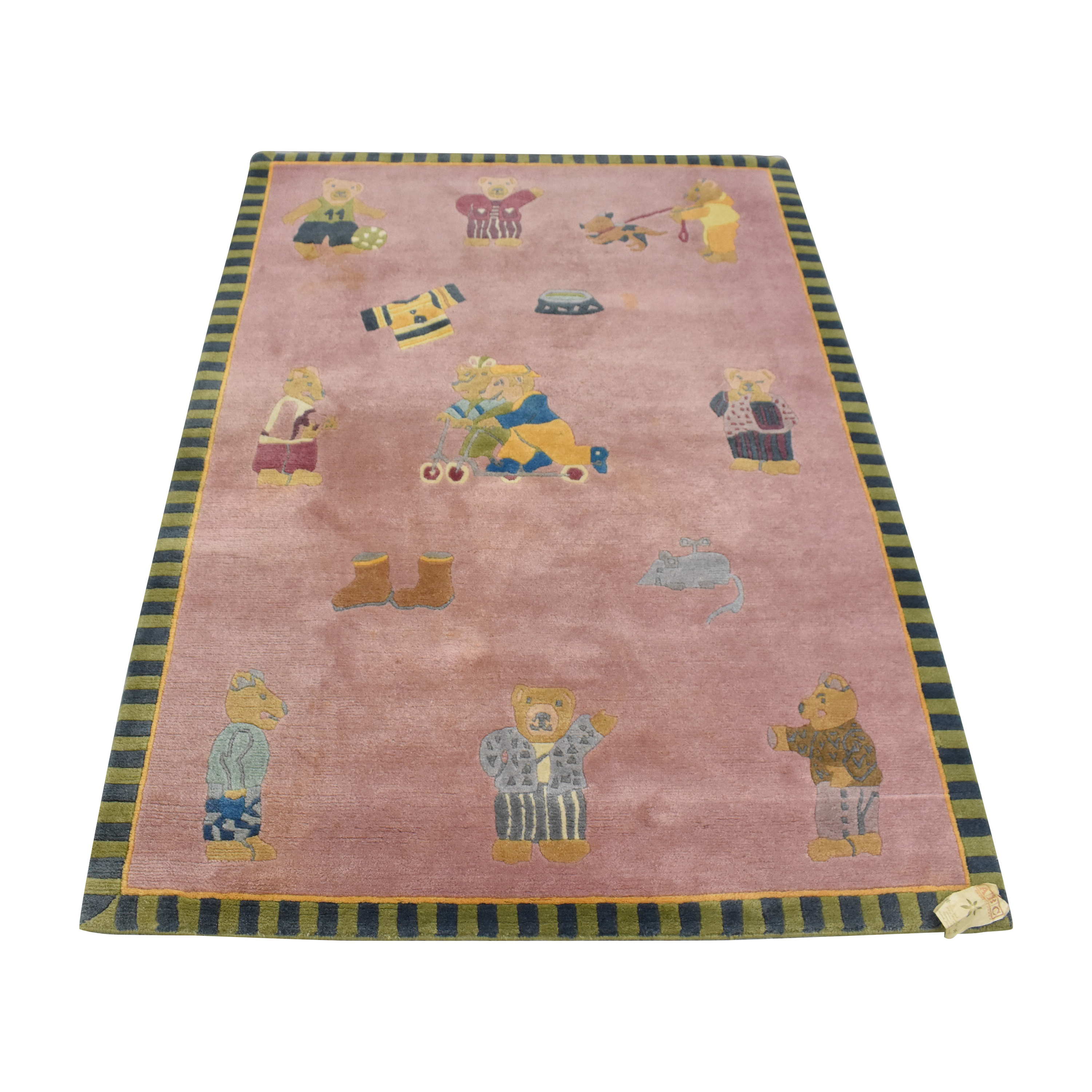 ABC Carpet & Home ABC Carpet & Home Teddy Bear Rug nj