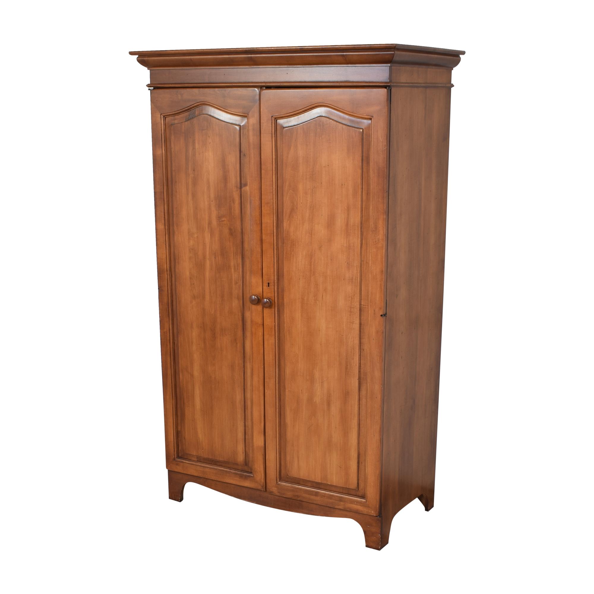 Durham Furniture Durham Furniture Custom Armoire