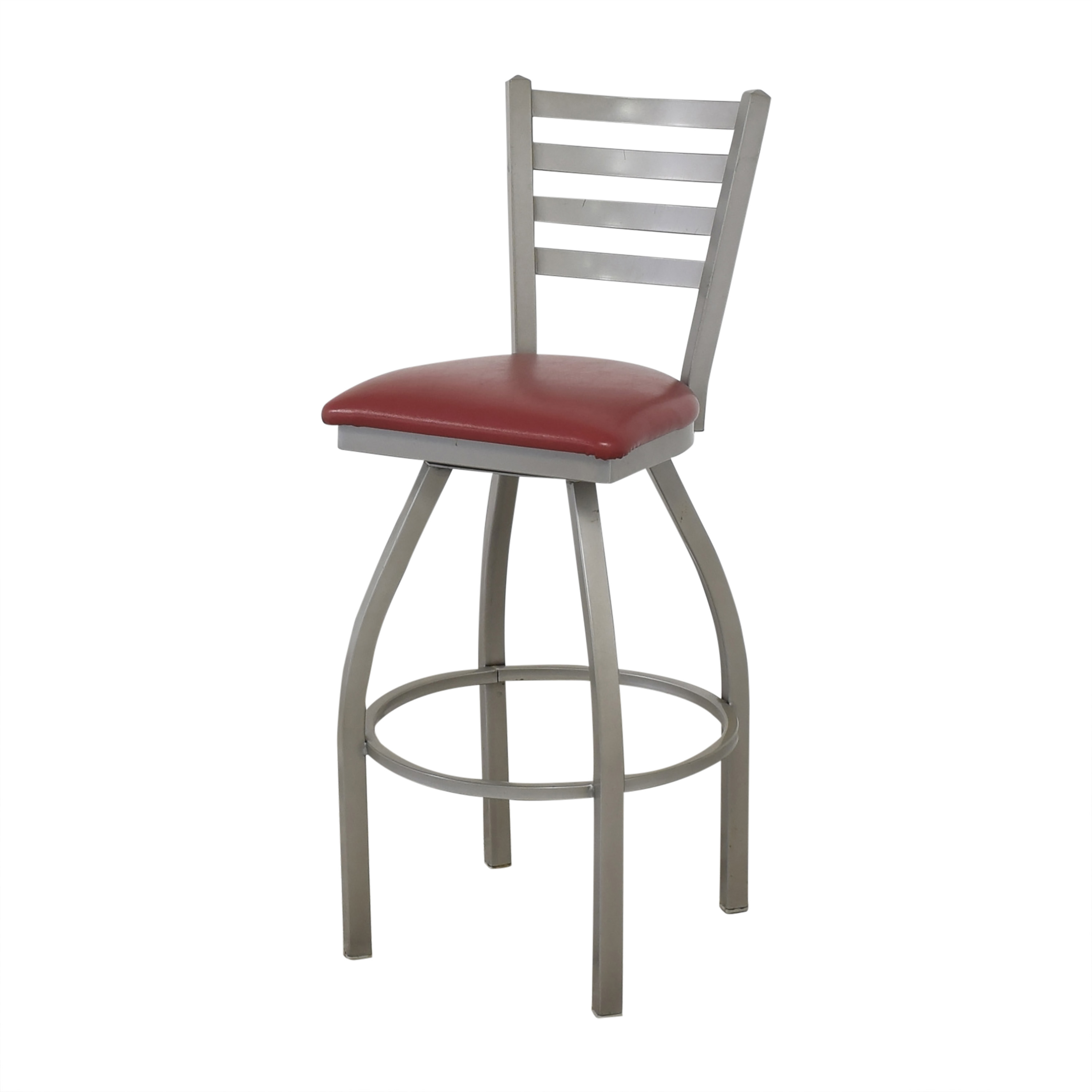 Grand Rapids Bookcase and Chair Co. Anne Swivel Bar Stools Grand Rapids Bookcase and Chair Co.