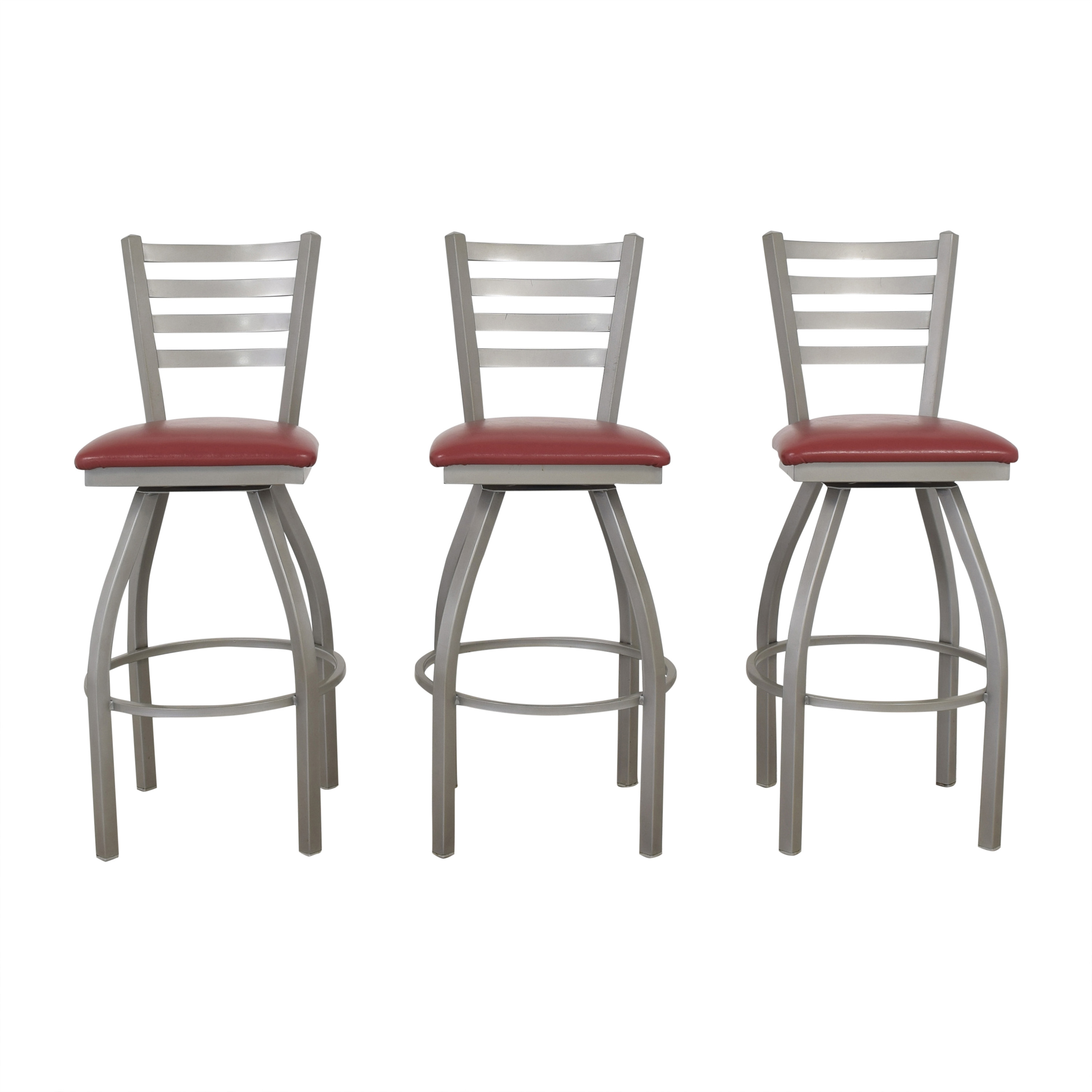 shop Grand Rapids Bookcase and Chair Co. Anne Swivel Bar Stools Grand Rapids Bookcase and Chair Co. Chairs