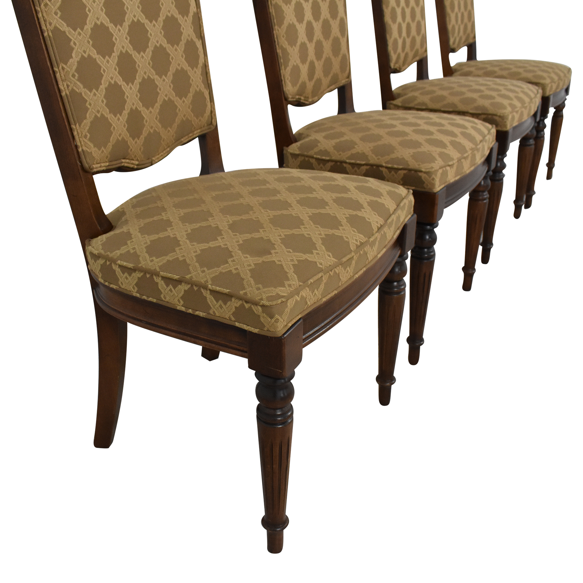 shop Ethan Allen Side Dining Chairs Ethan Allen Dining Chairs
