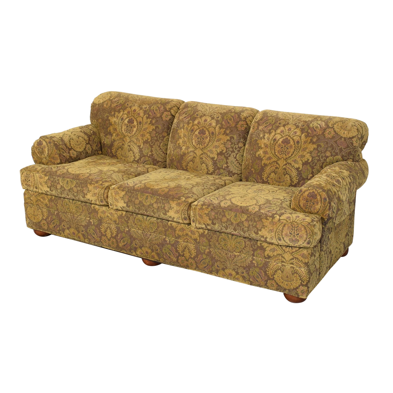 Ethan Allen Three Cushion Sofa / Sofas