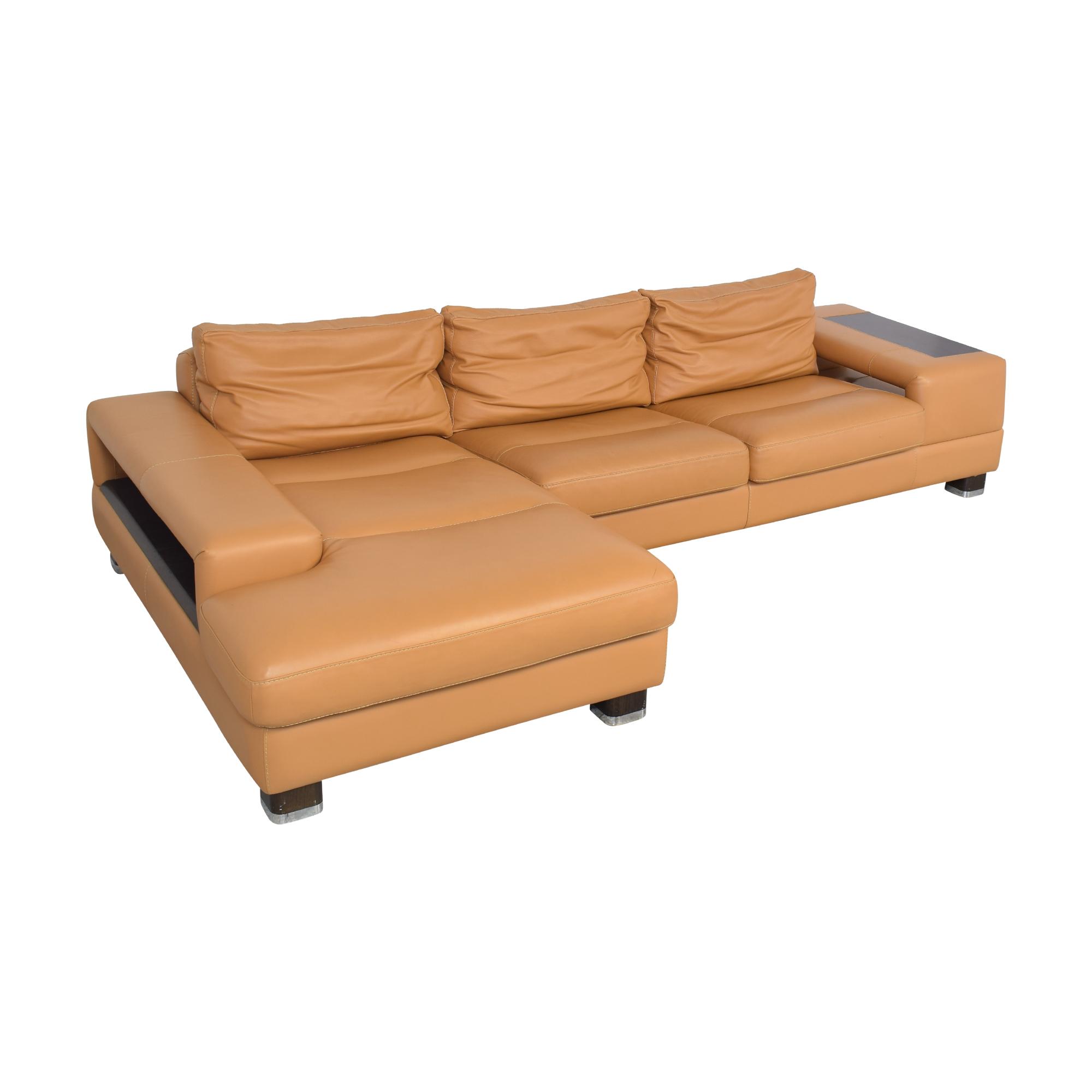 Gamma Arredamenti Gamma Arredamenti Sectional Sofa