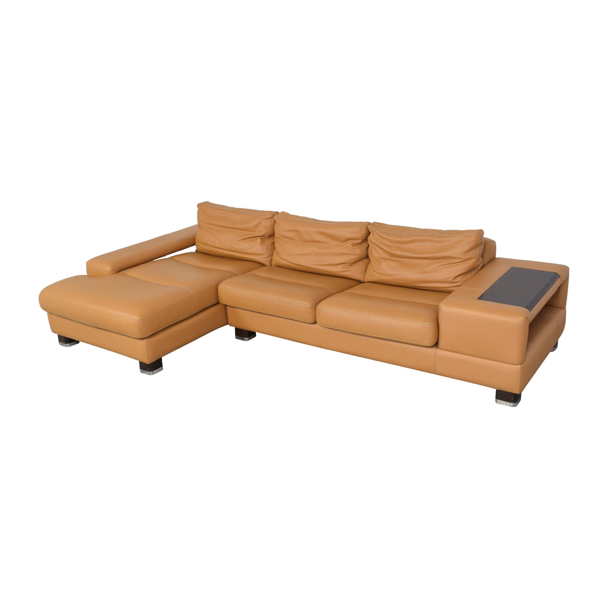 Gamma Arredamenti Gamma Arredamenti Sectional Sofa Sectionals