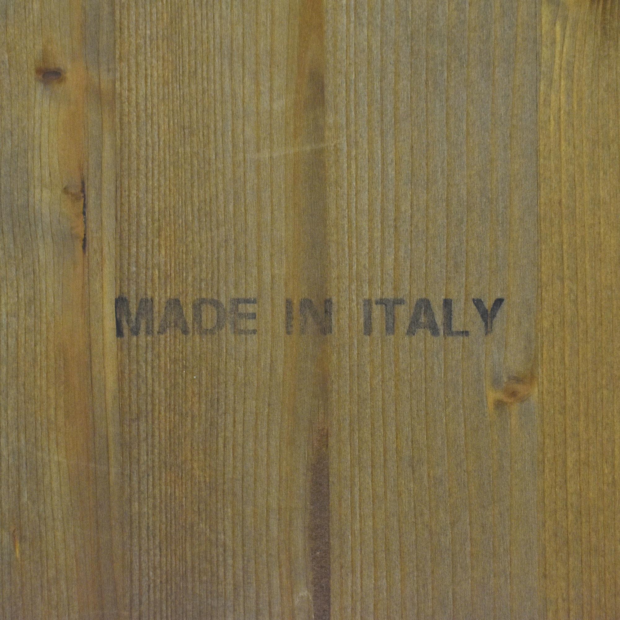 Italian Painted Armoire