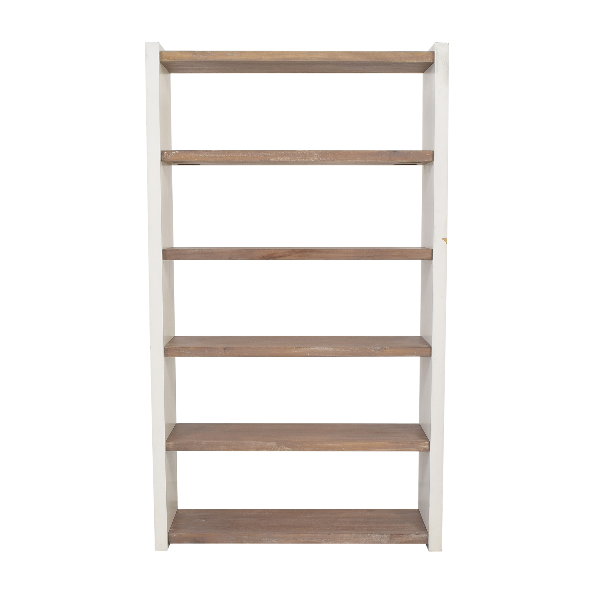 West Elm West Elm Weathered Mango Bookshelves coupon