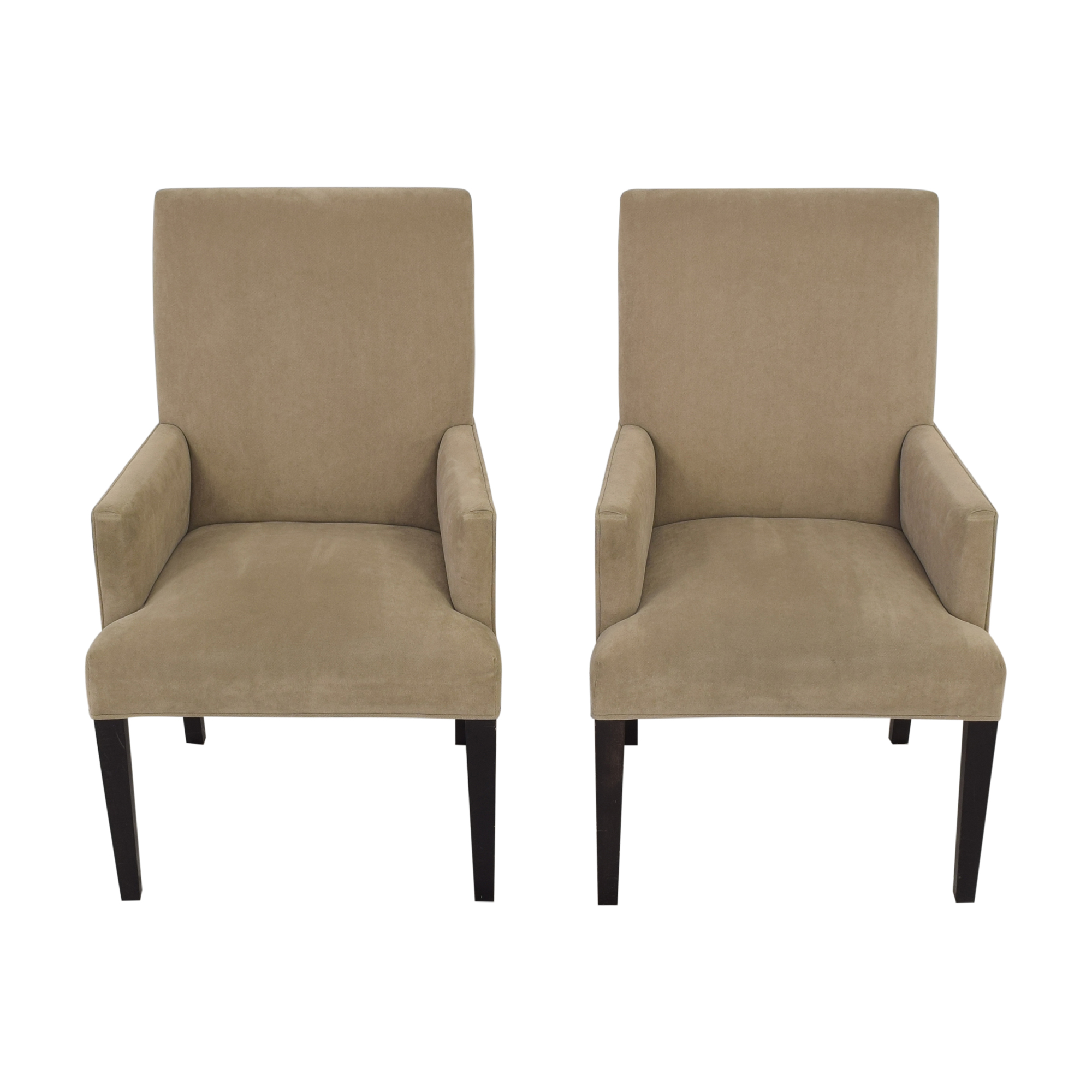 shop Crate & Barrel Upholstered Dining Chairs Crate & Barrel Dining Chairs