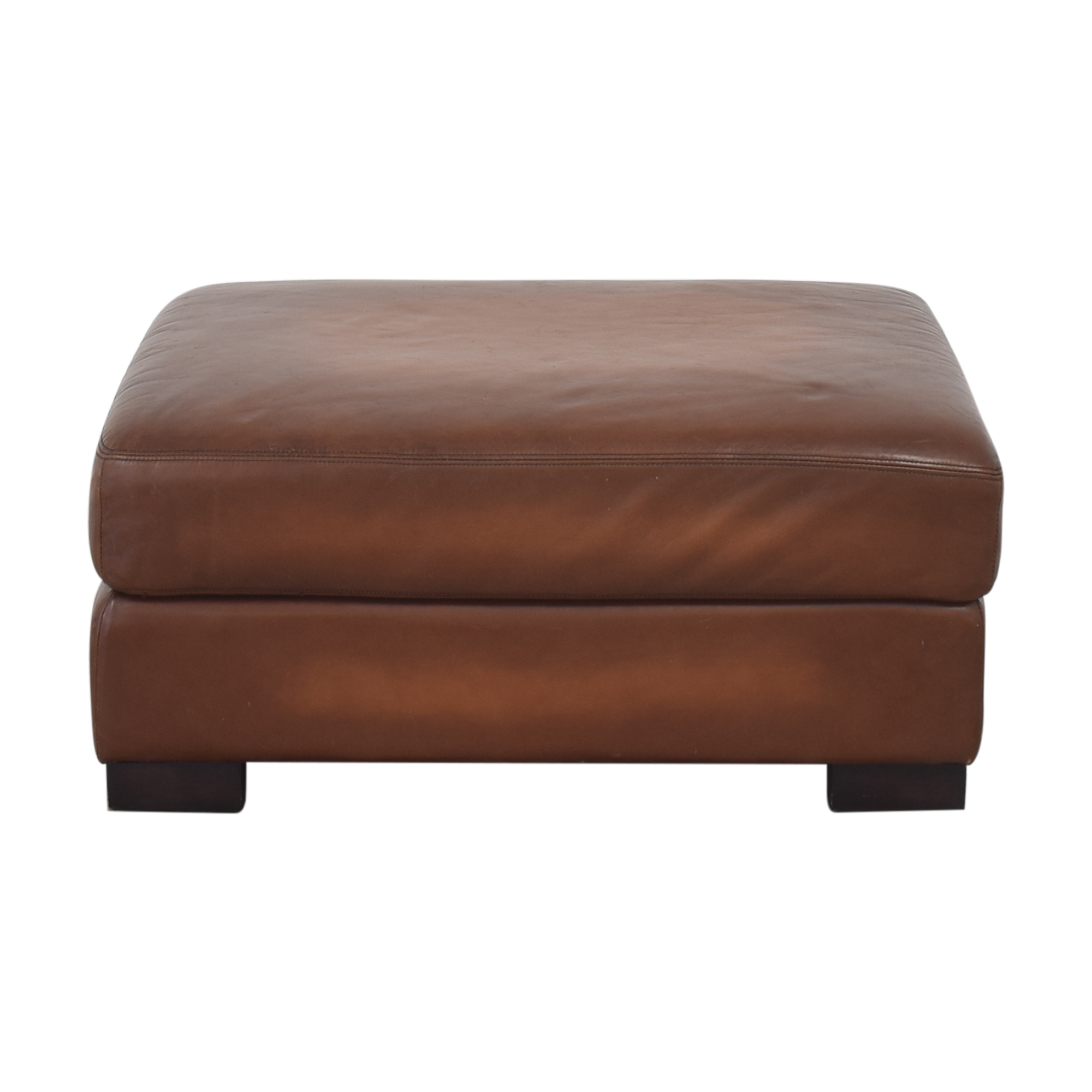 Pottery Barn Pottery Barn Turner Ottoman for sale