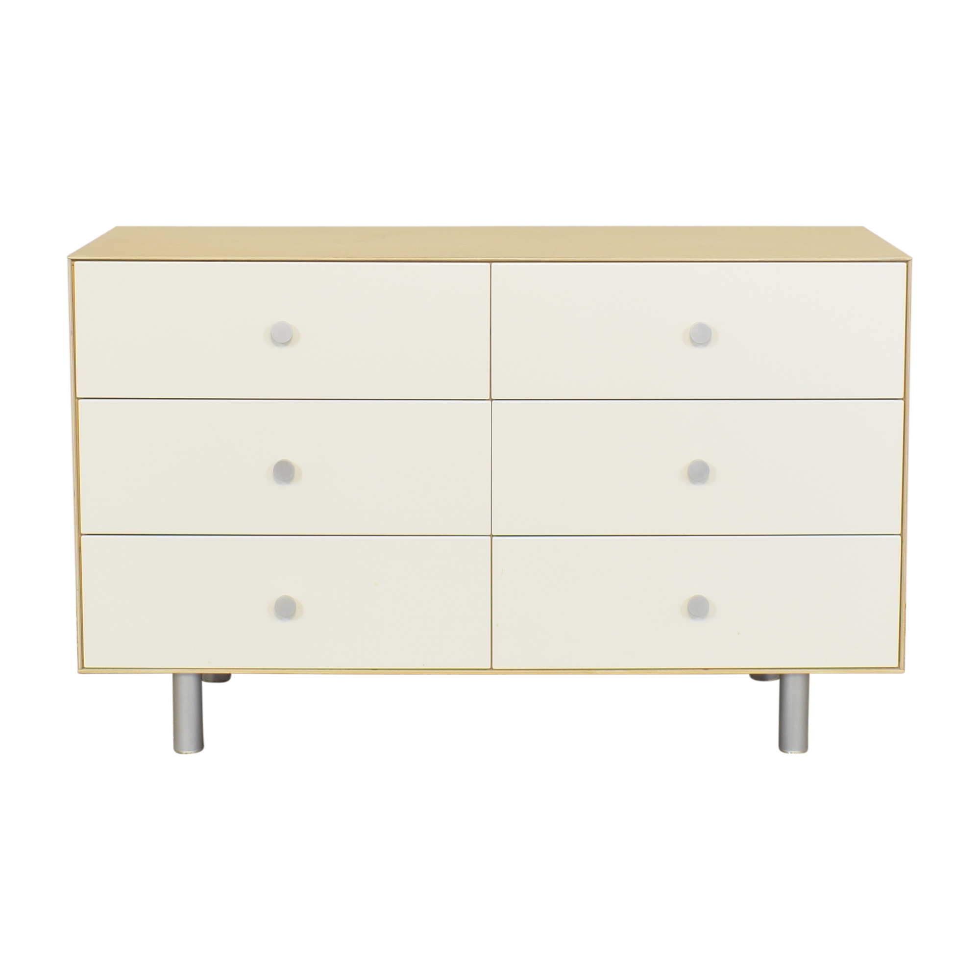 buy Oeuf Merlin Six Drawer Dresser Oeuf Dressers