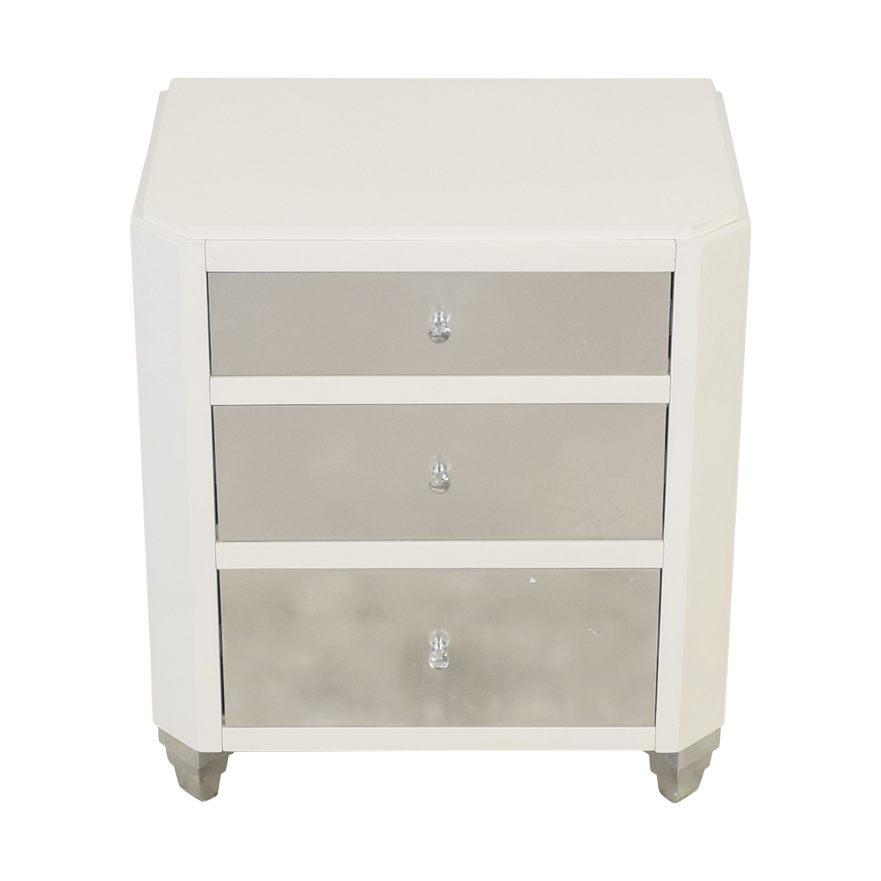Bungalow 5 Bungalow 5 Three Drawer Chest used