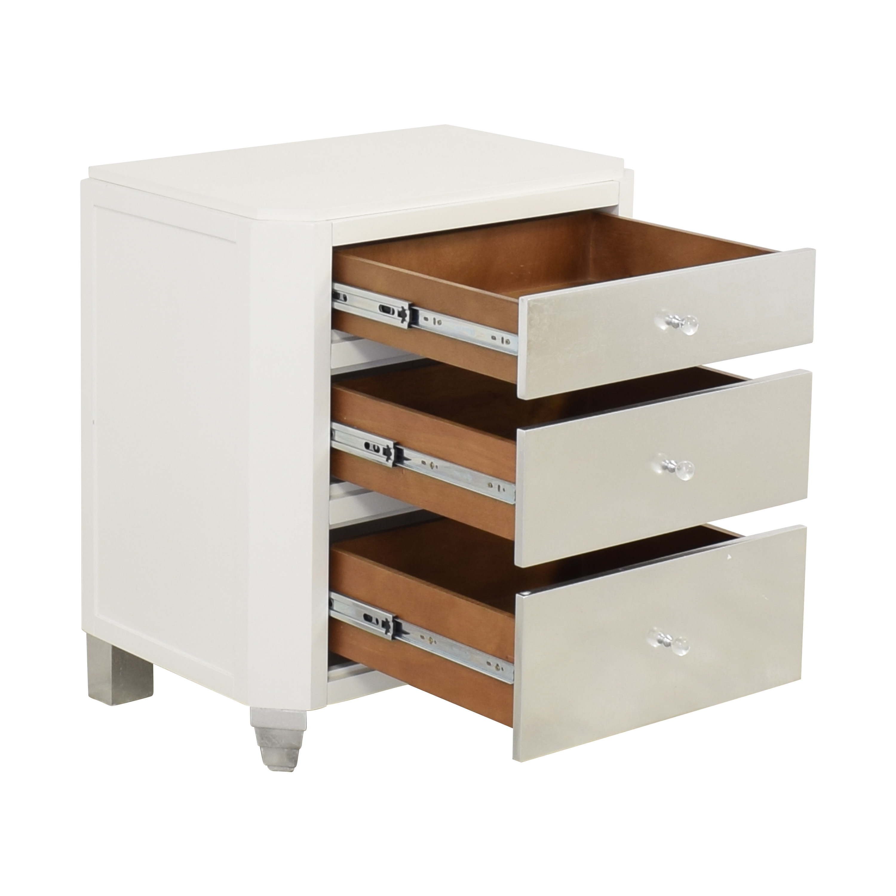 Bungalow 5 Three Drawer Chest Bungalow 5