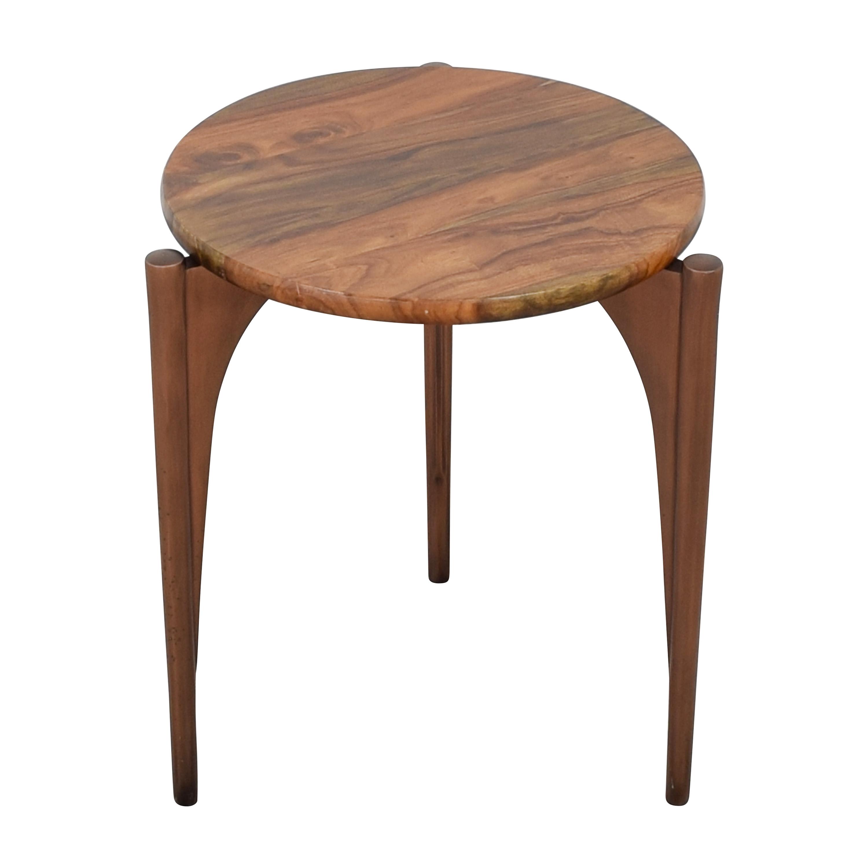shop Brownstone Furniture Brownstone Palisades Tripod End Table online