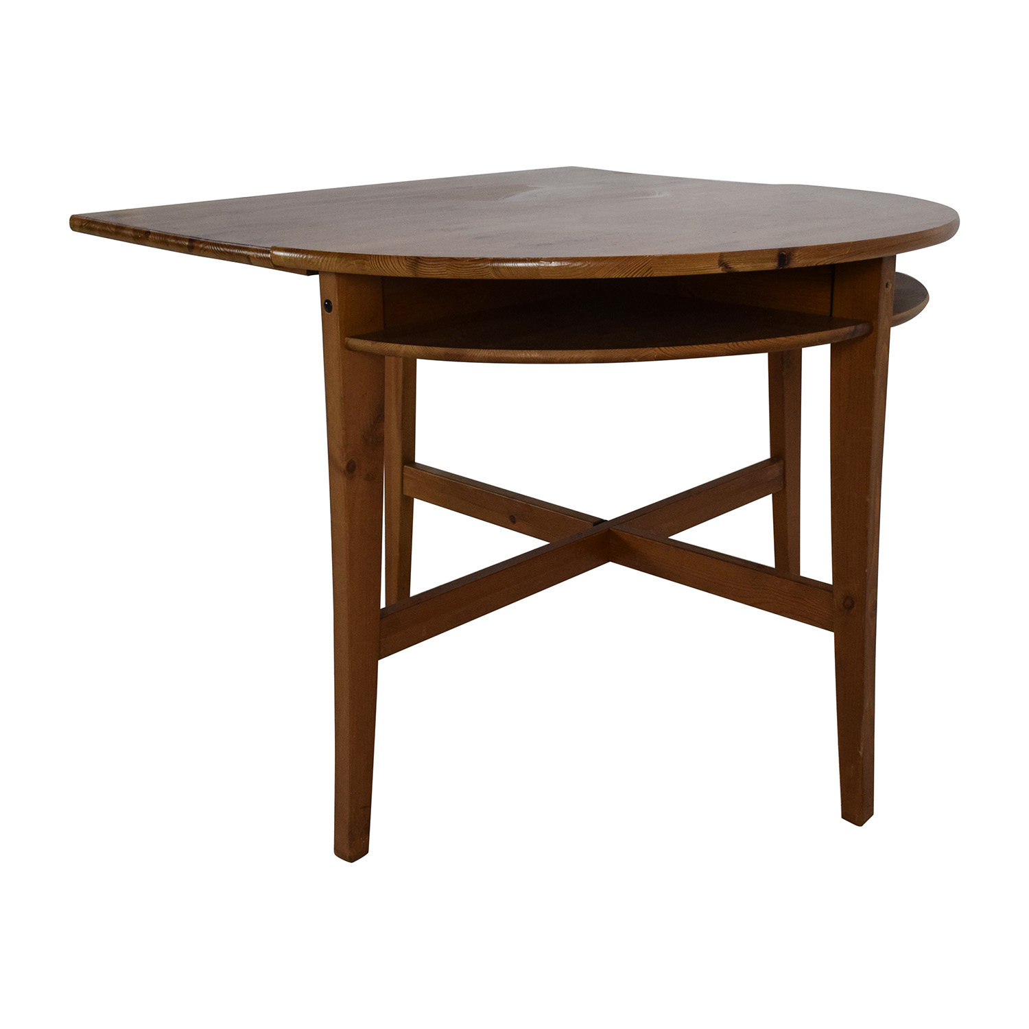Foldable Wooden Kitchen Table for sale