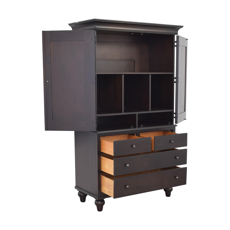 buy Kincaid Somerset Armoire Kincaid Furniture
