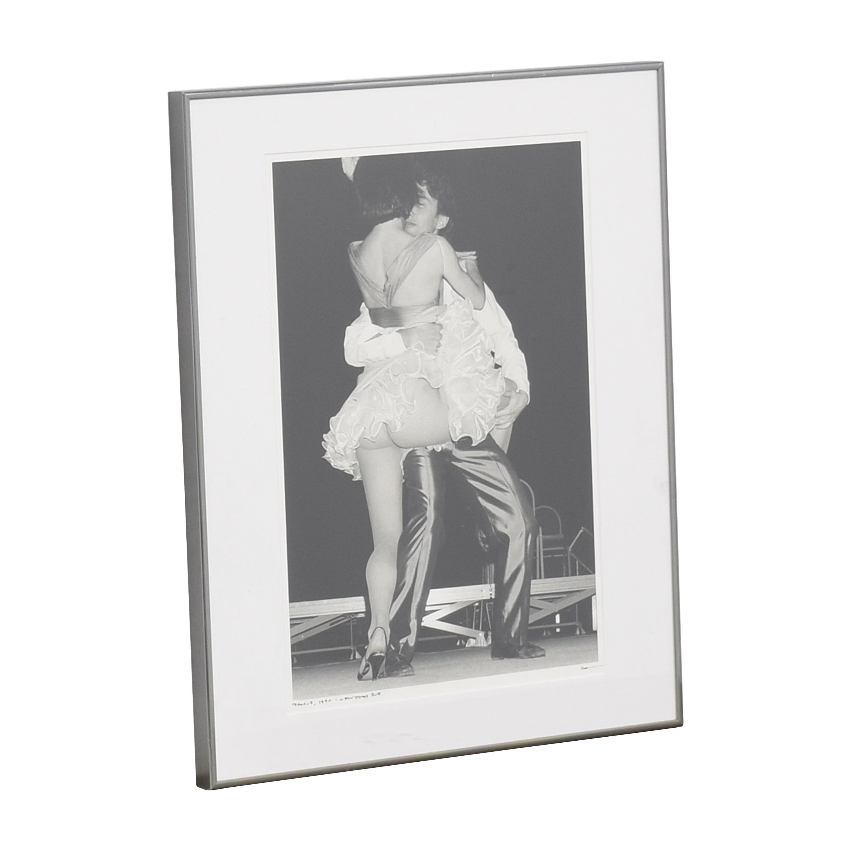 Parisian Framed New Year Photo dimensions