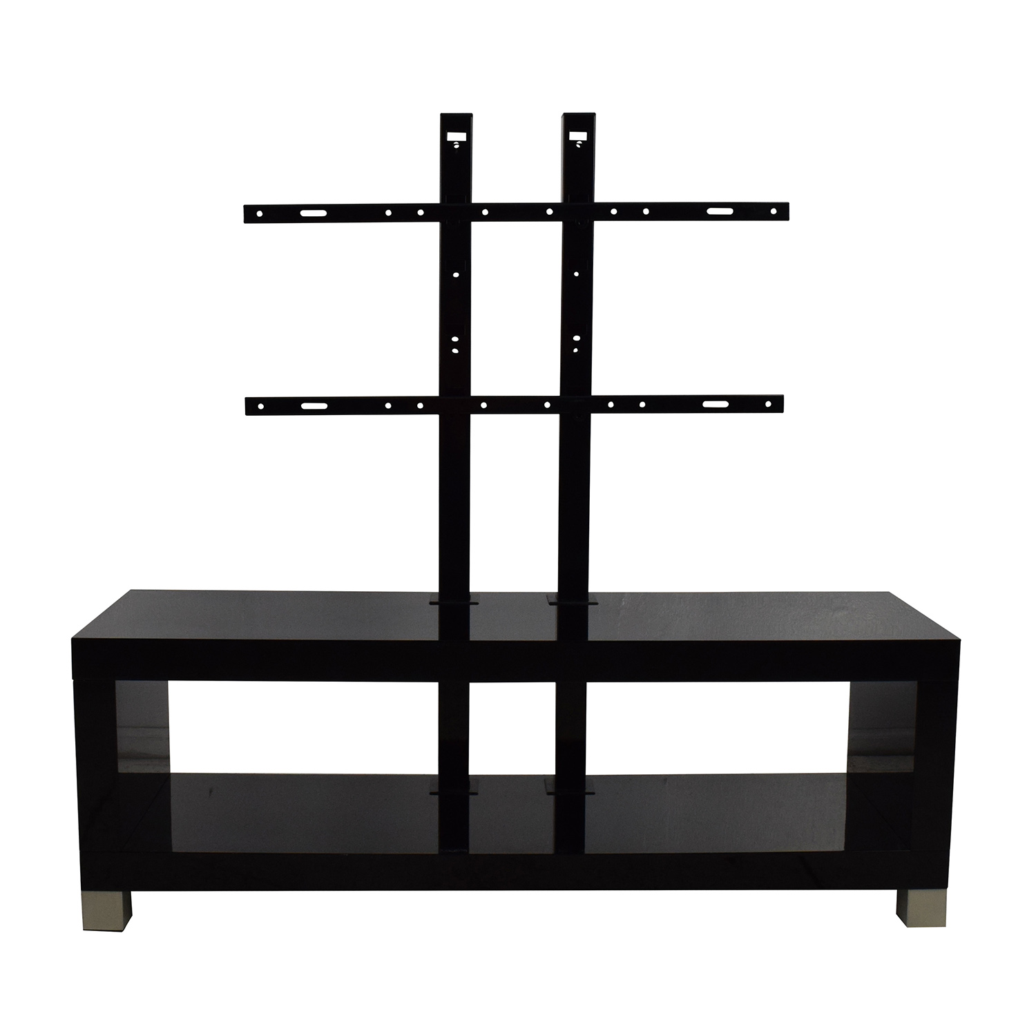 Black Gloss Media Unit with TV Mount coupon
