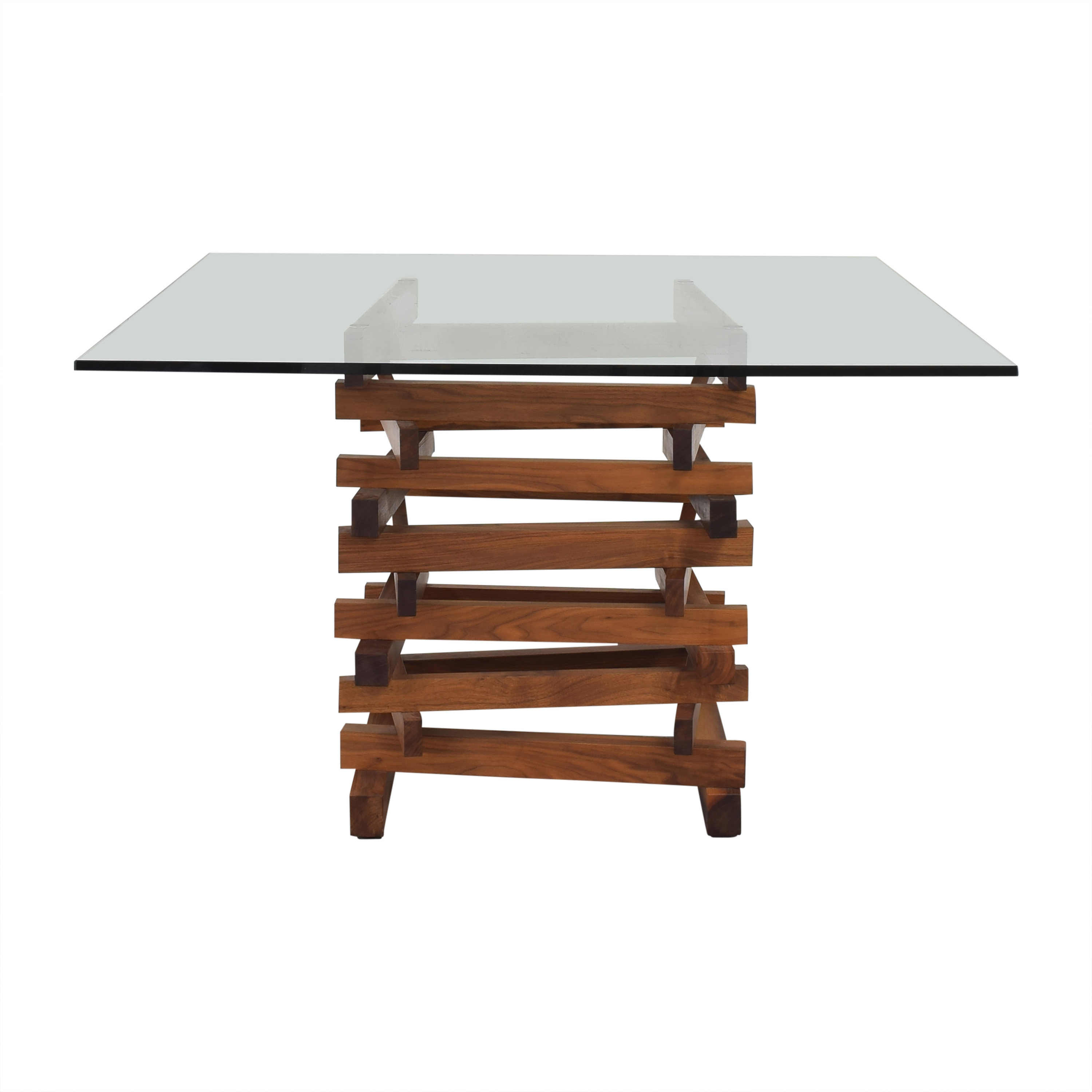 Riva 1920 Riva 1920 Falo Dining Table Brown