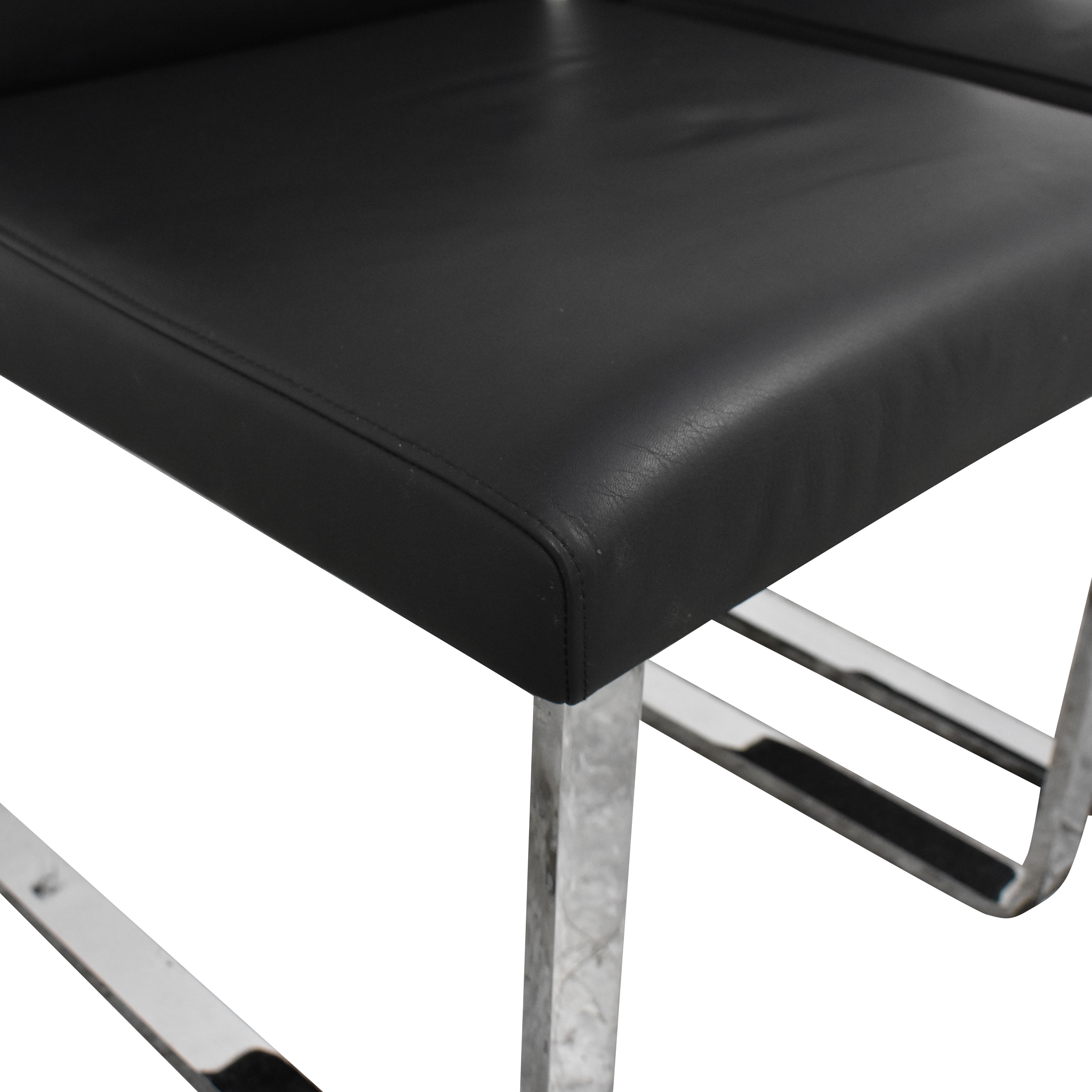 COR COR Modern Dining Chairs Black