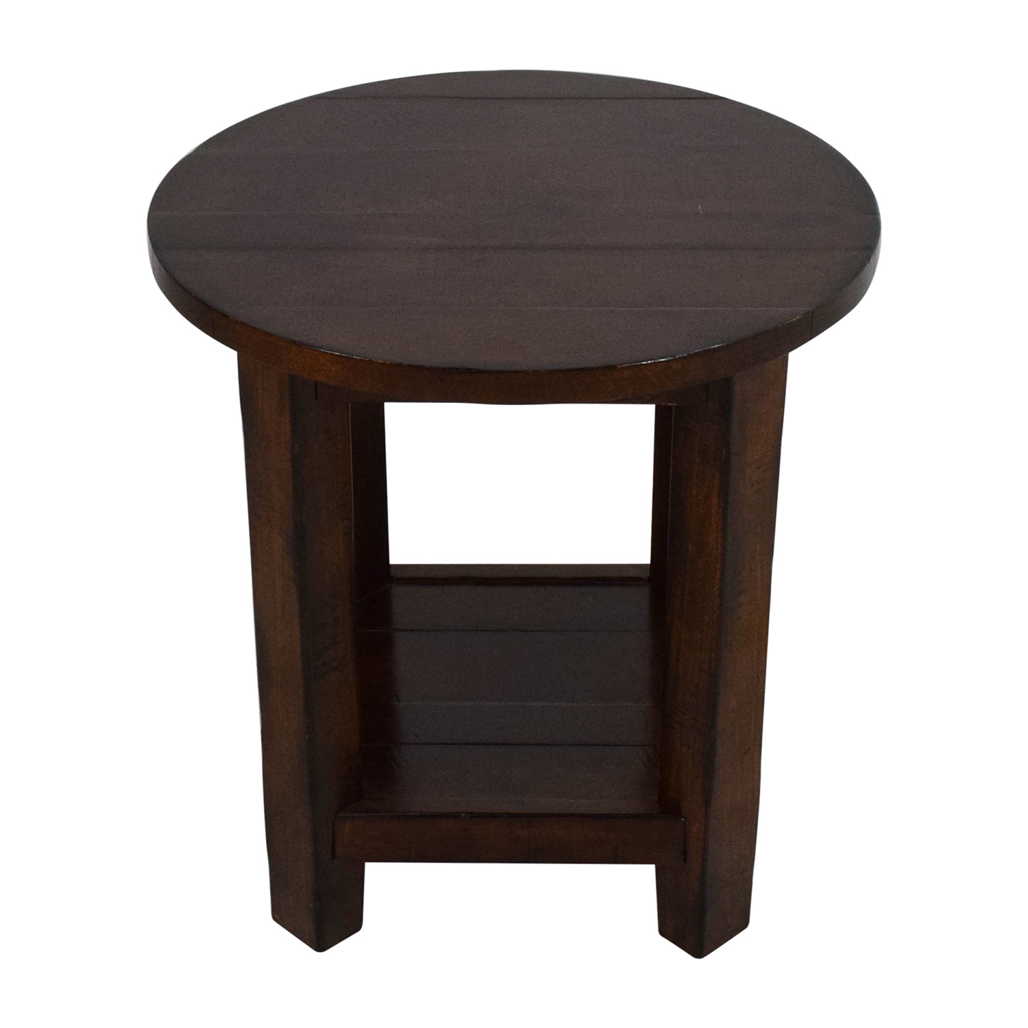 buy Pottery Barn Pottery Barn Wooden Side Table online