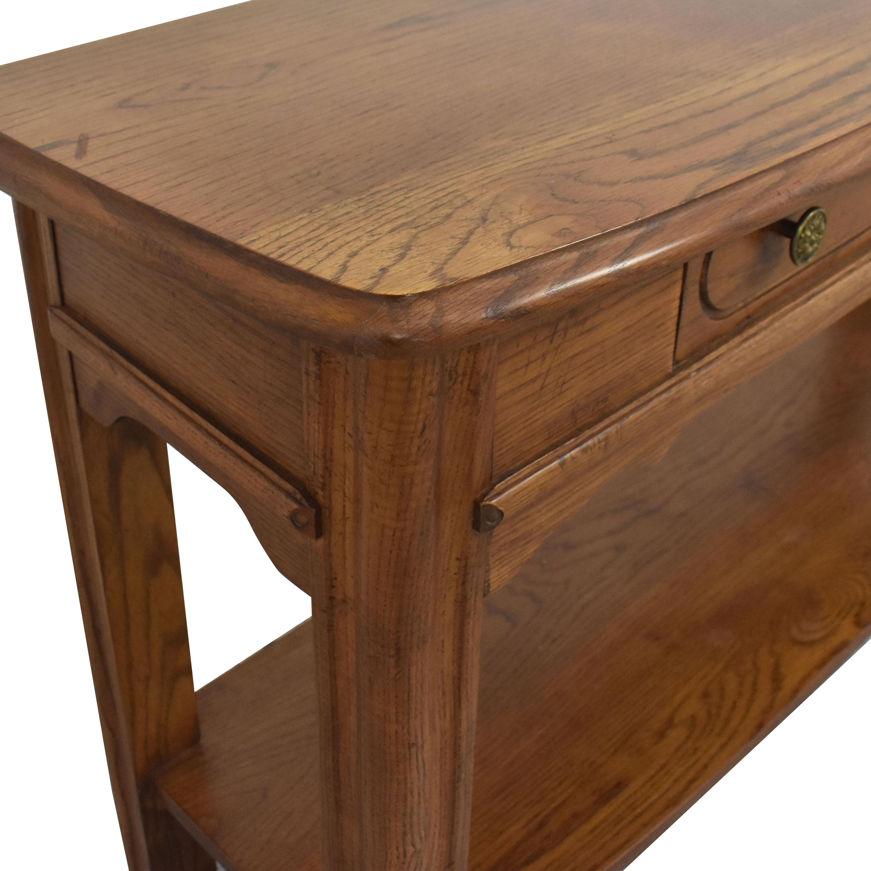 Lane Furniture Lane Furniture Console Table on sale