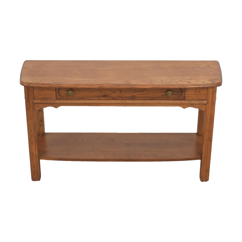 Lane Furniture Lane Furniture Console Table used