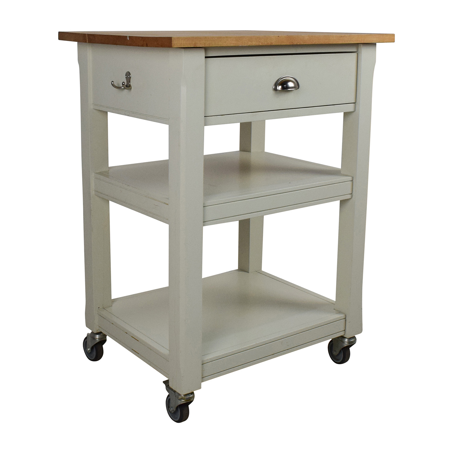 Superb ... Rolling Kitchen Cart With Cutting Board Coupon ...