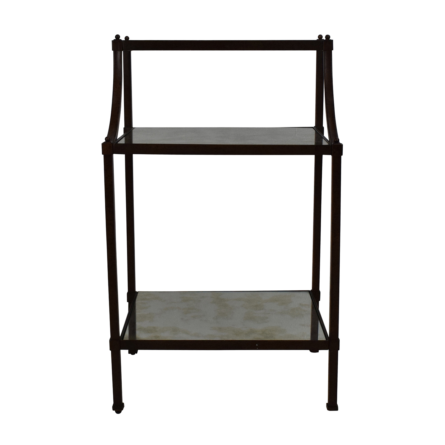 Pottery Barn Pottery Barn Etagere Bedside Table coupon