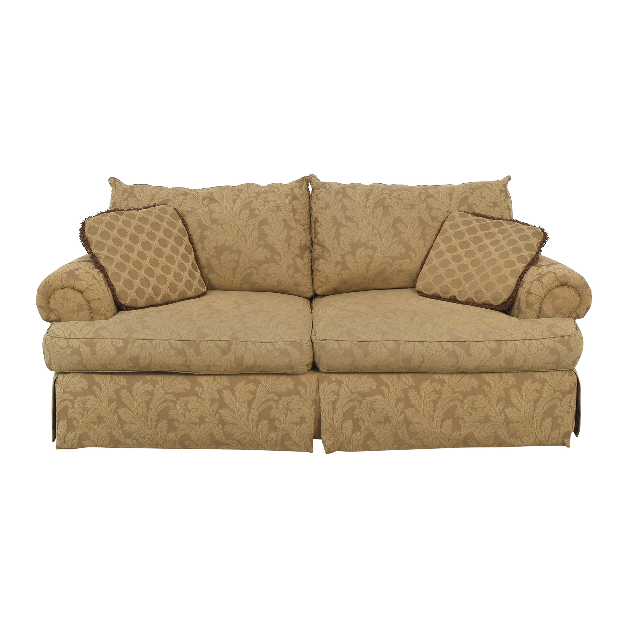 Thomasville Thomasville Skirted Sofa used