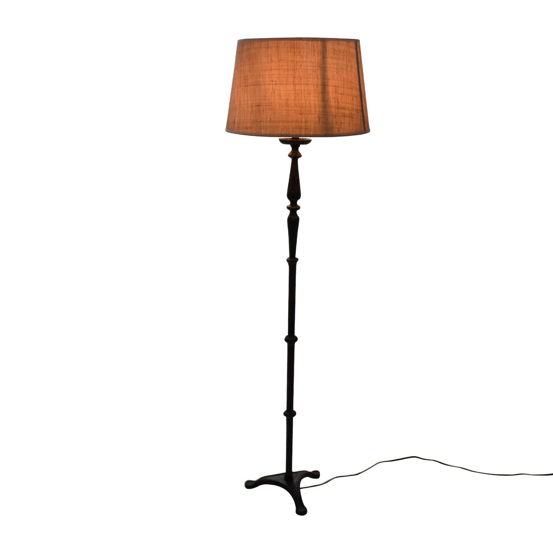 74 Off Pottery Barn Pottery Barn Floor Lamp Decor