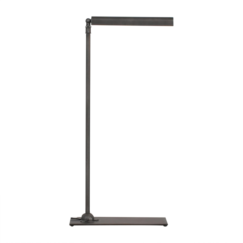 Restoration Hardware Slimline Task Floor Lamp / Lamps