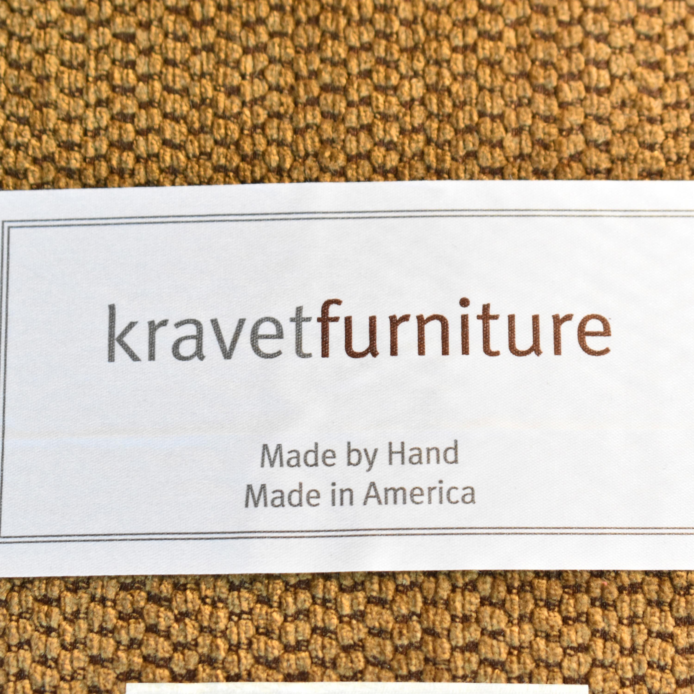 Kravet Kravet Four-Piece Custom Sectional ct