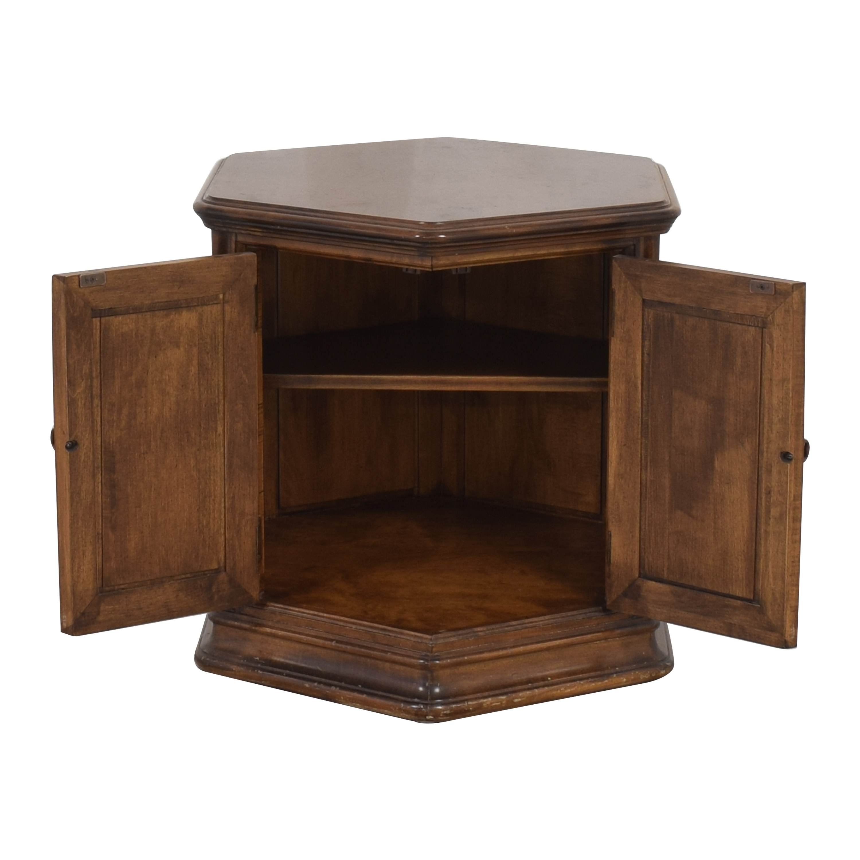 shop Ethan Allen Ethan Allen Accent Table with Cabinet online