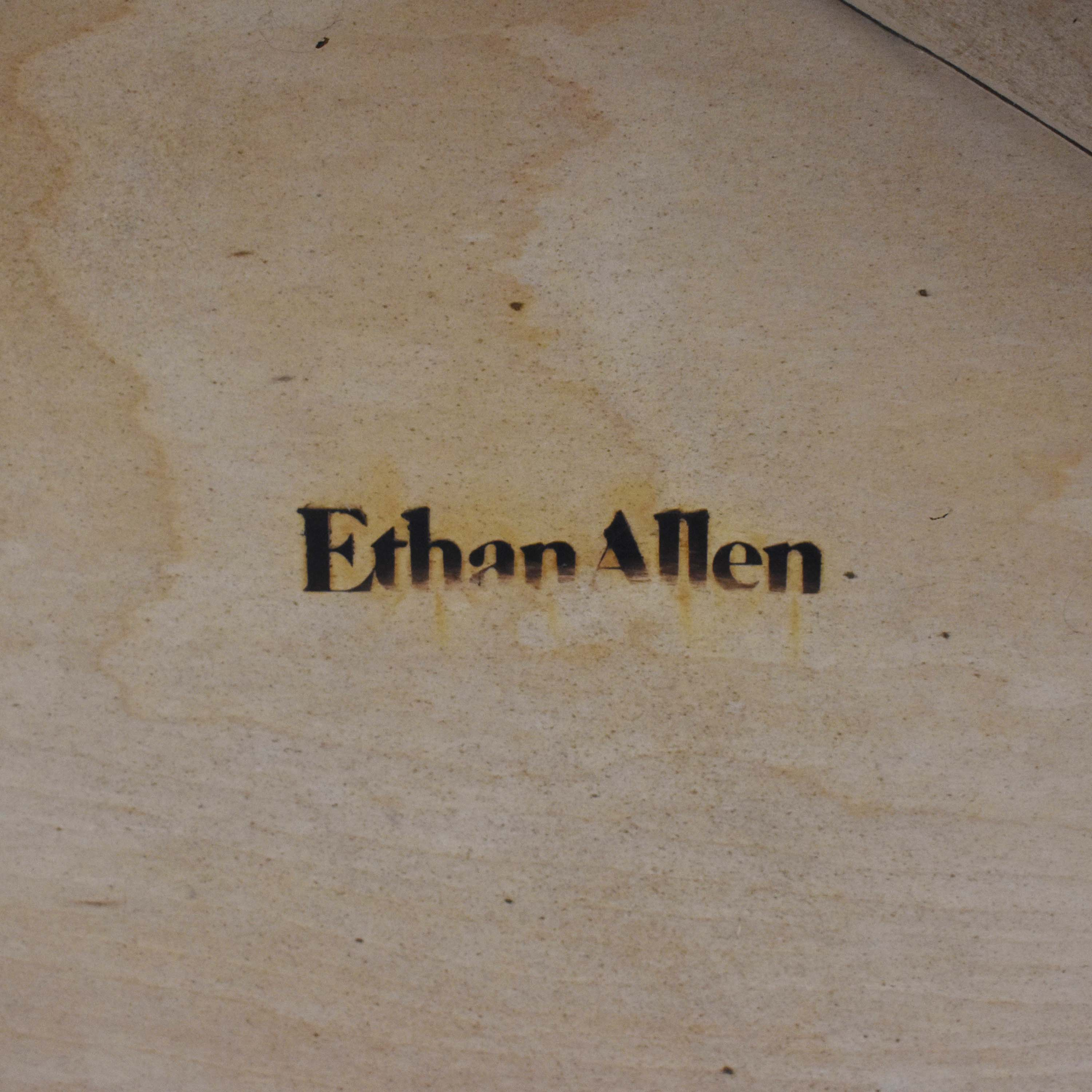 Ethan Allen Ethan Allen Accent Table with Cabinet for sale