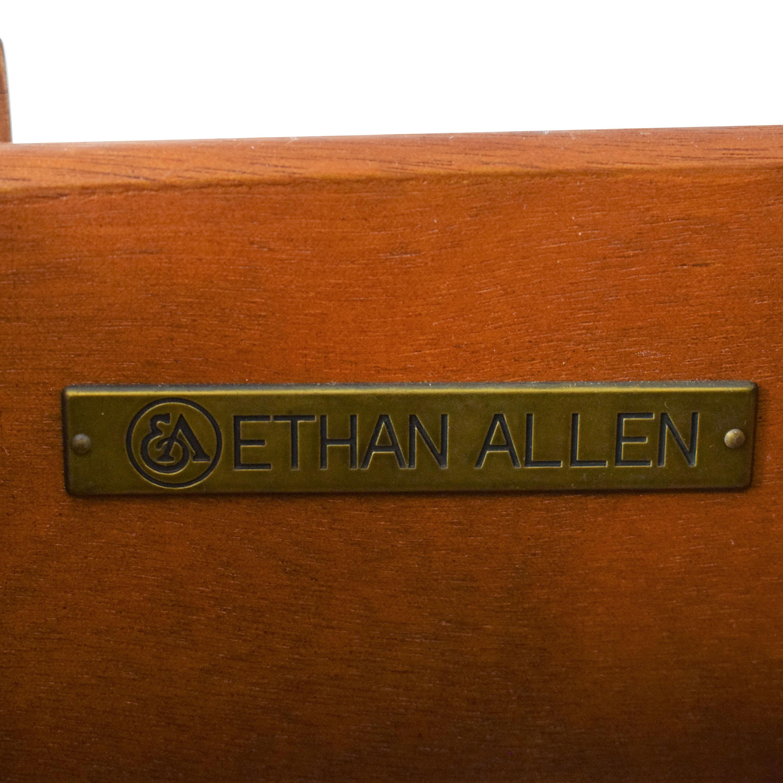 Ethan Allen Ethan Allen Bombe Demilume Sideboard nyc