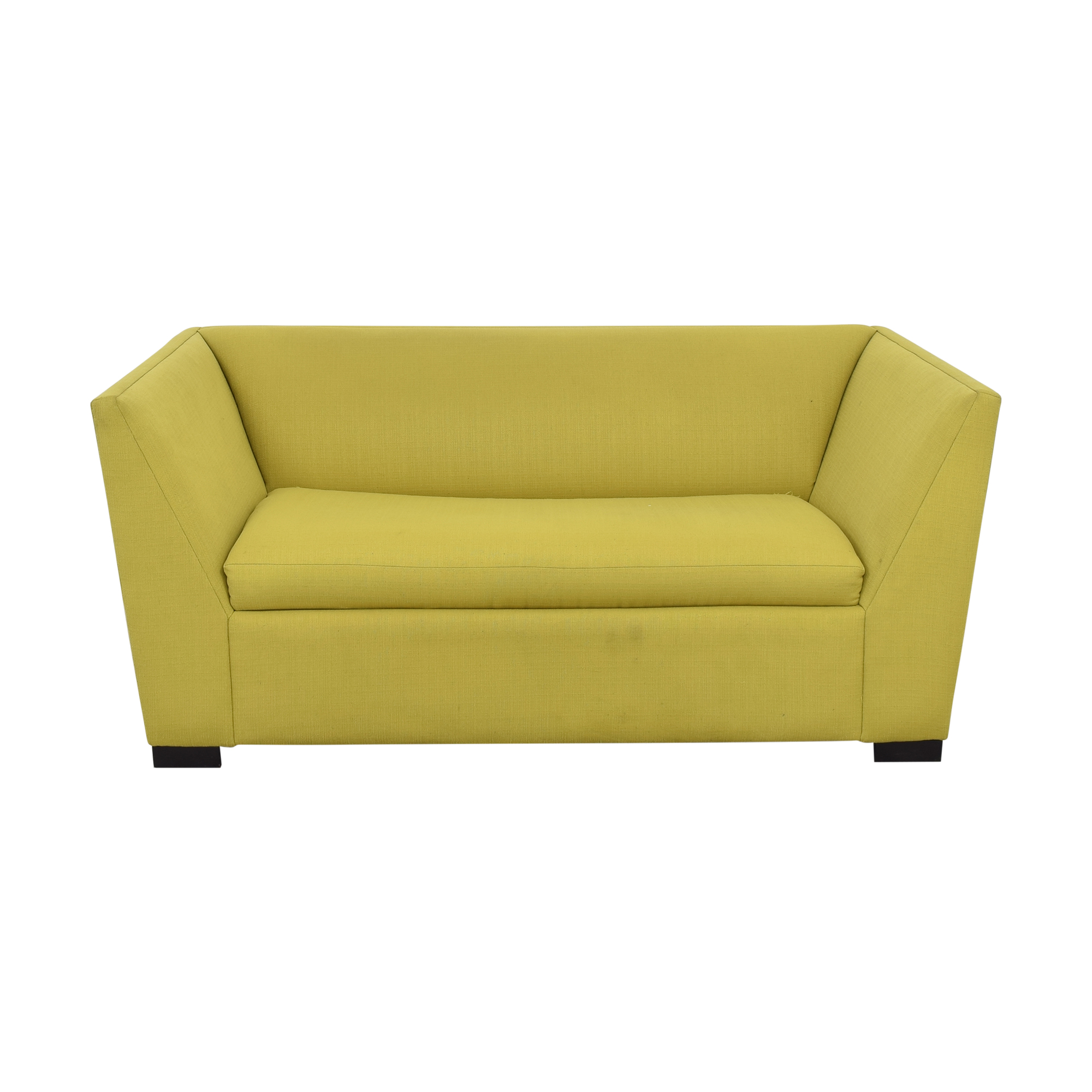 CB2 CB2 Twin Sleeper Loveseat
