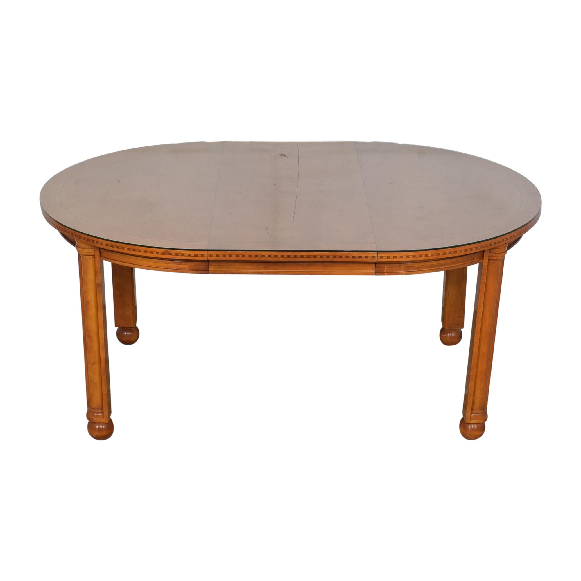 Jasper Oval Dinner Table for sale