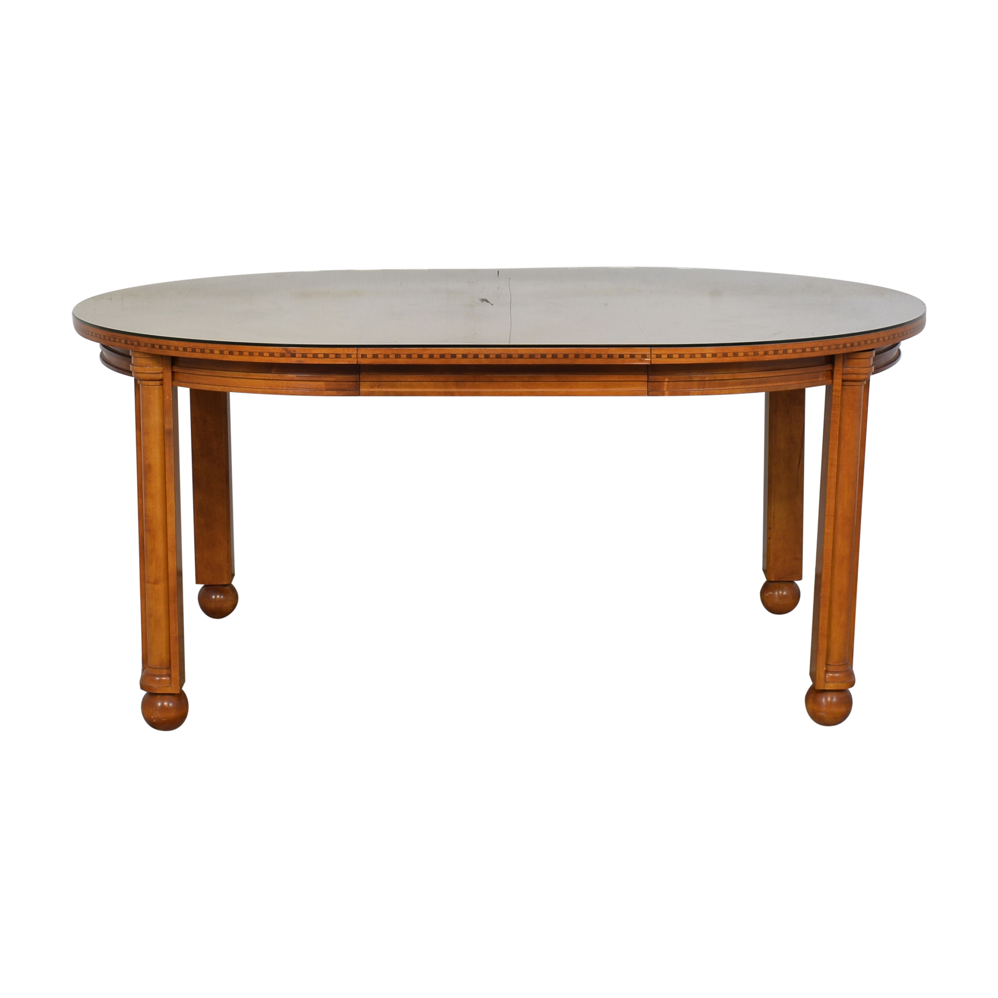 Jasper Oval Dinner Table discount